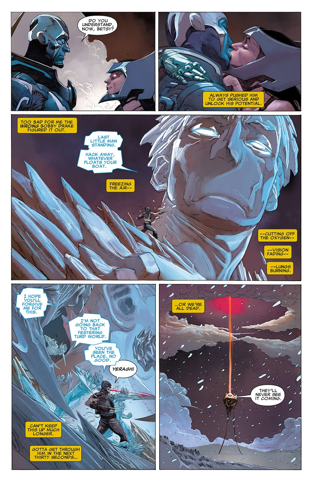 Uncanny X-Force (2010) Issue #17 #18 - English 4