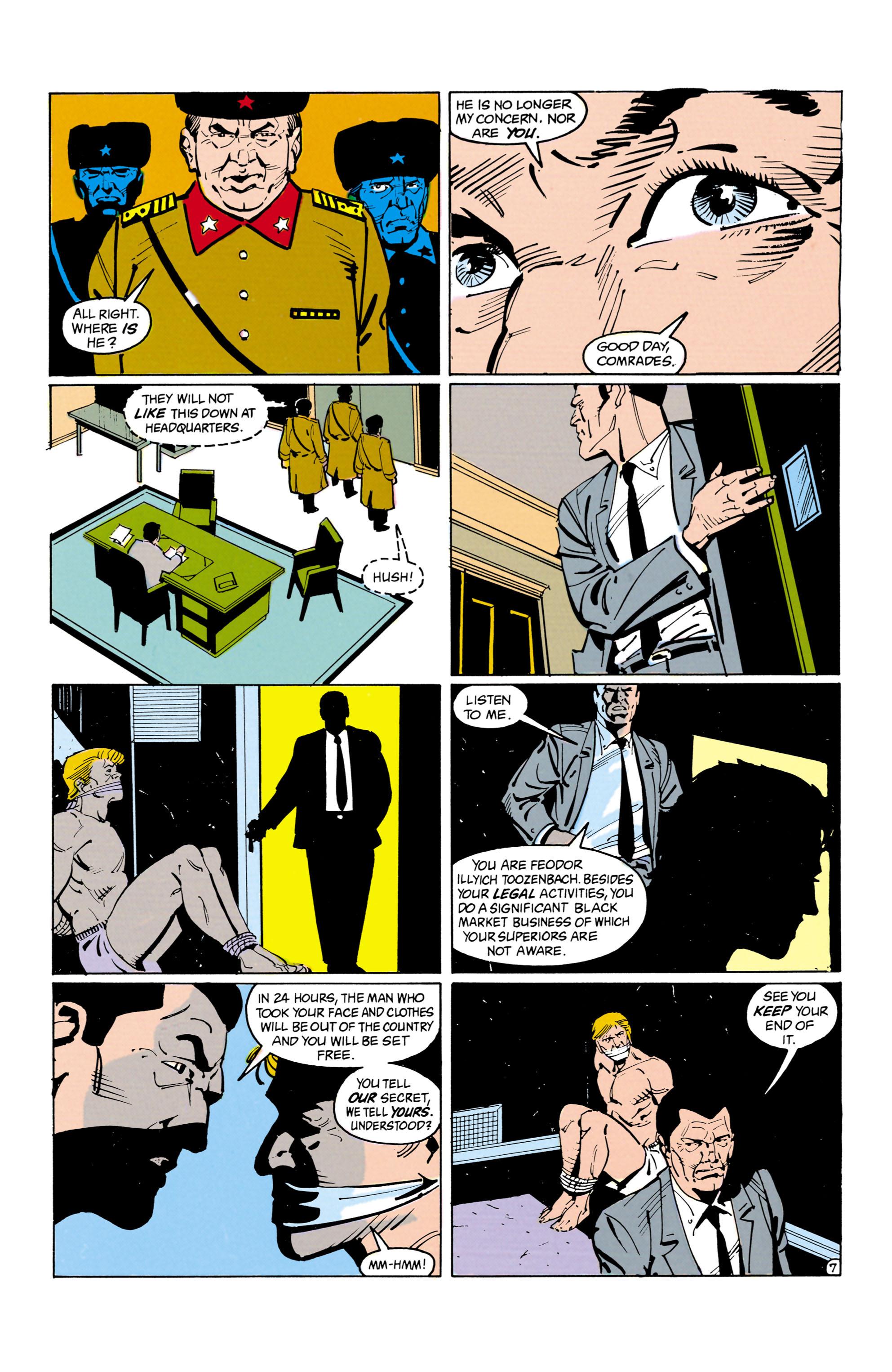 Suicide Squad (1987) 14 Page 7