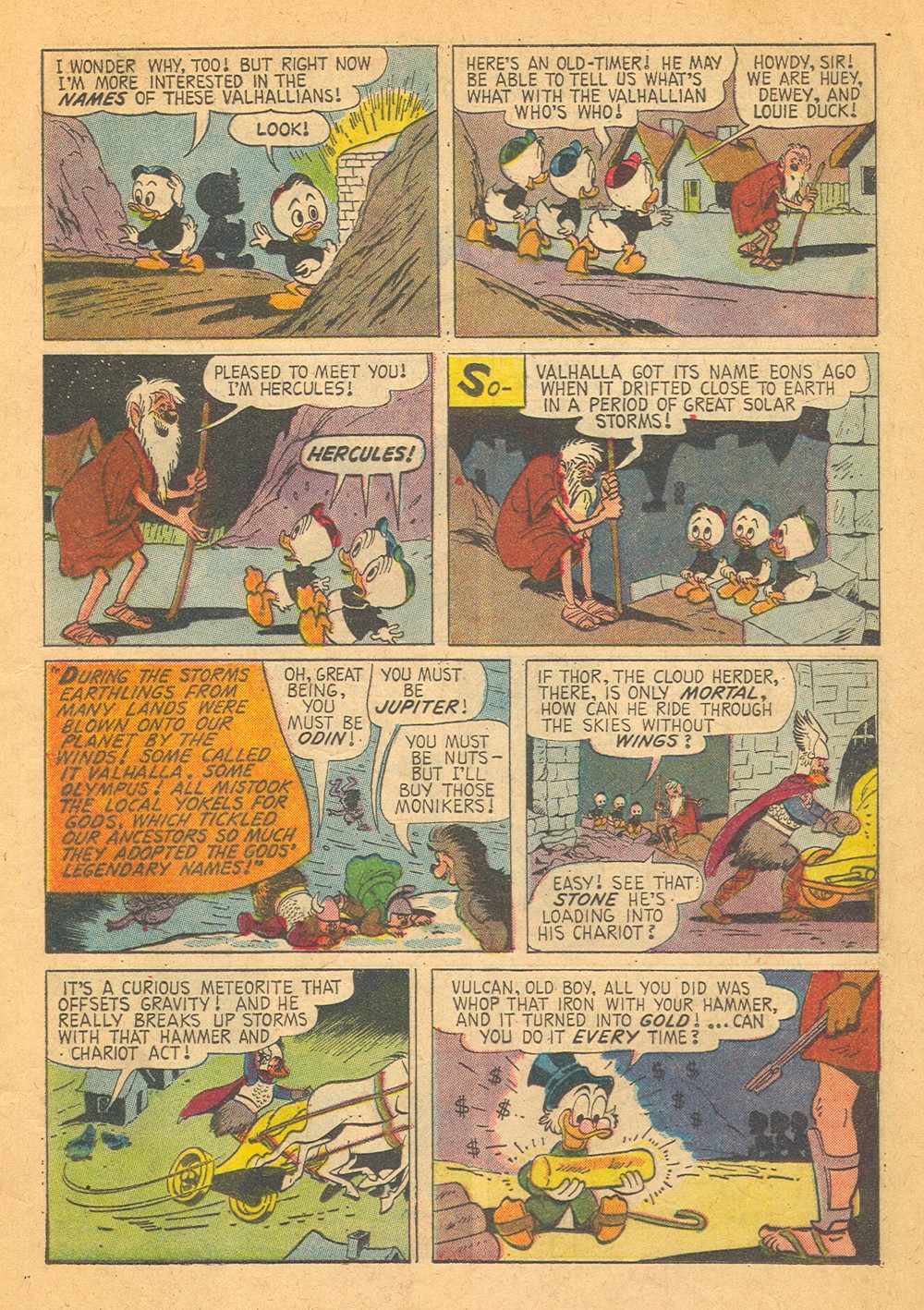 Uncle Scrooge (1953) Issue #34 #34 - English 13
