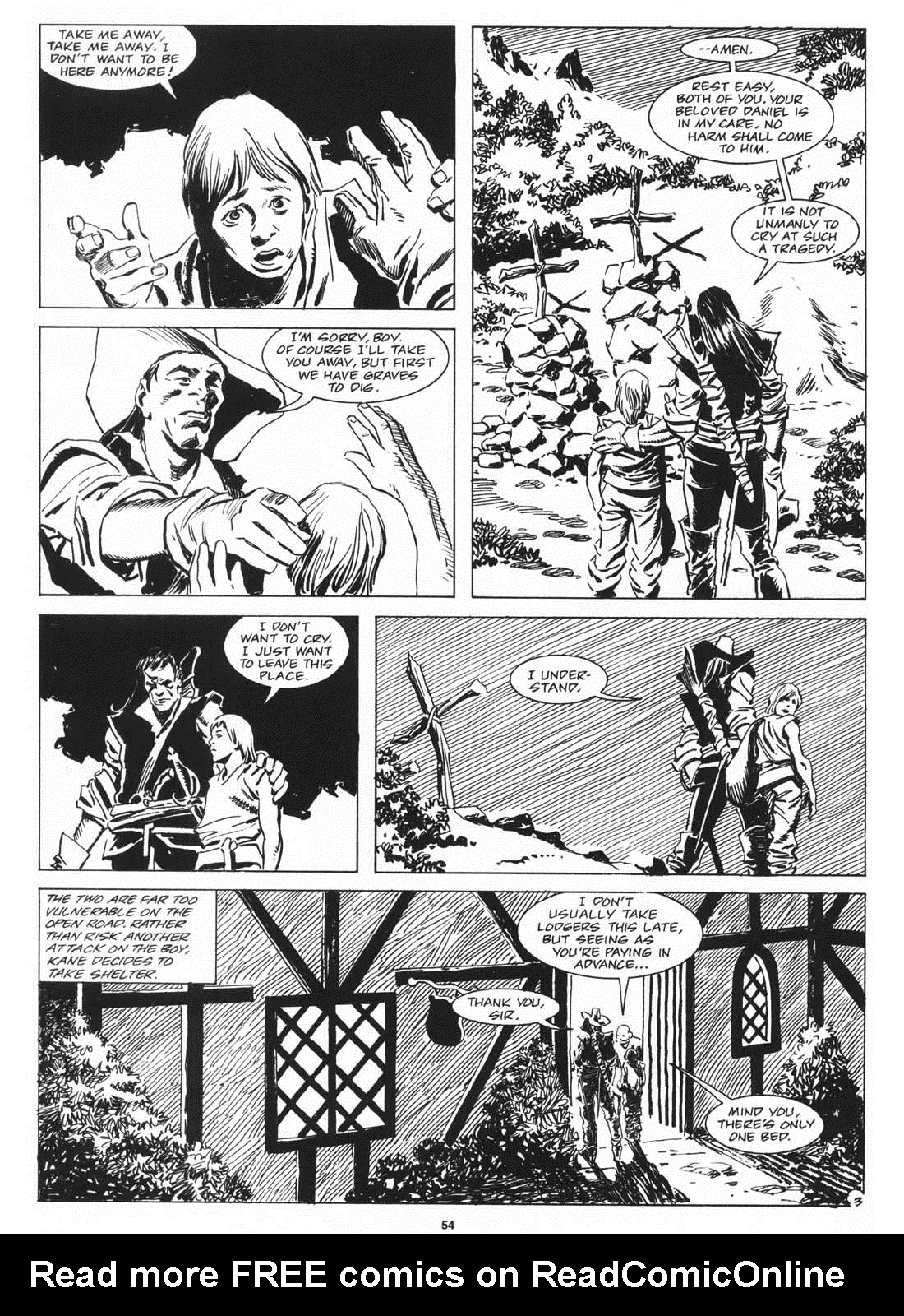The Savage Sword Of Conan Issue #171 #172 - English 56