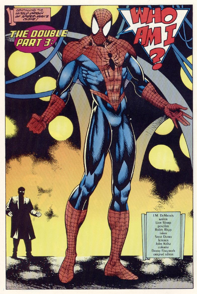 Read online Spider-Man: The Lost Years comic -  Issue #0 - 23