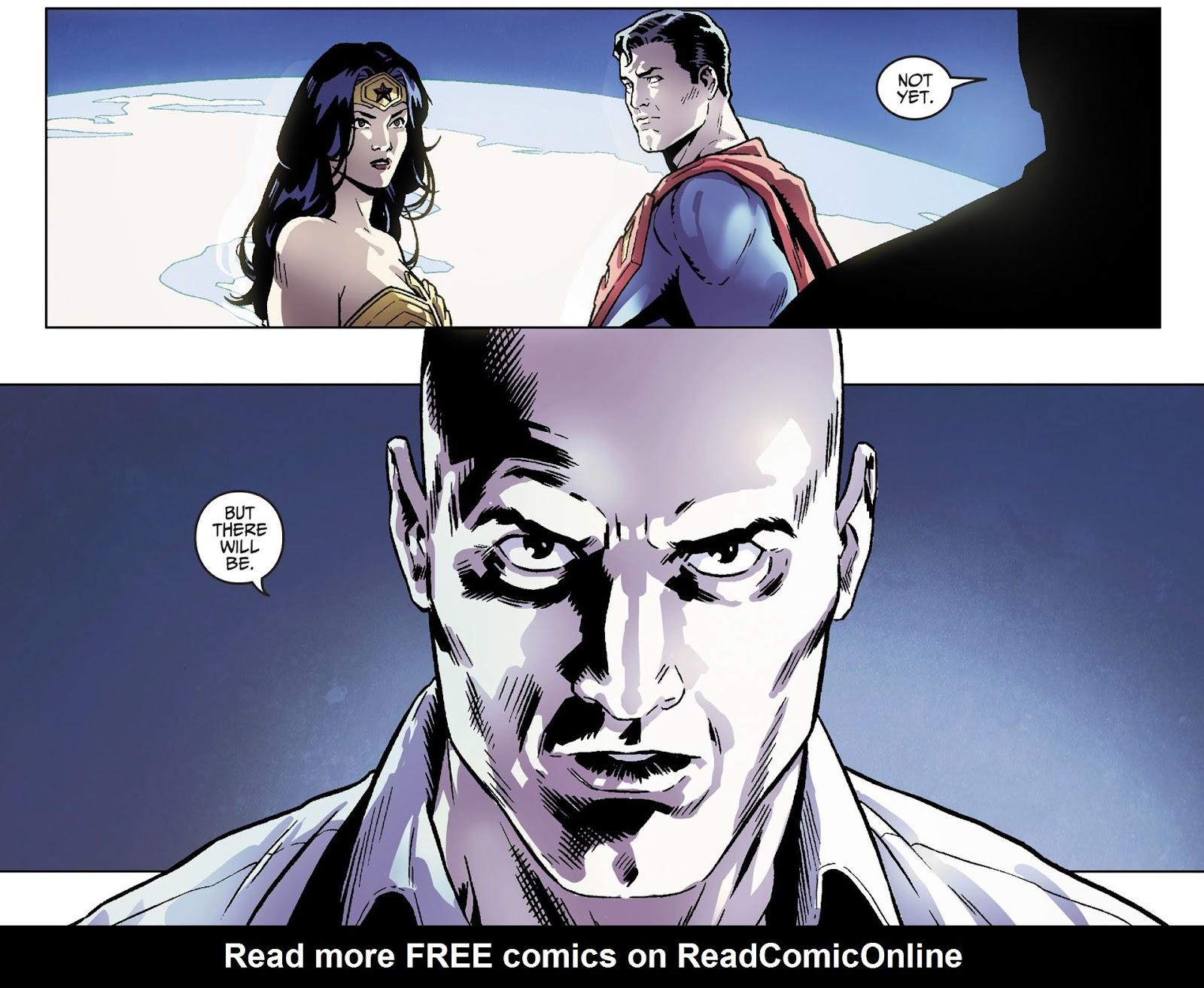 Injustice: Gods Among Us [I] Issue #25 #26 - English 6