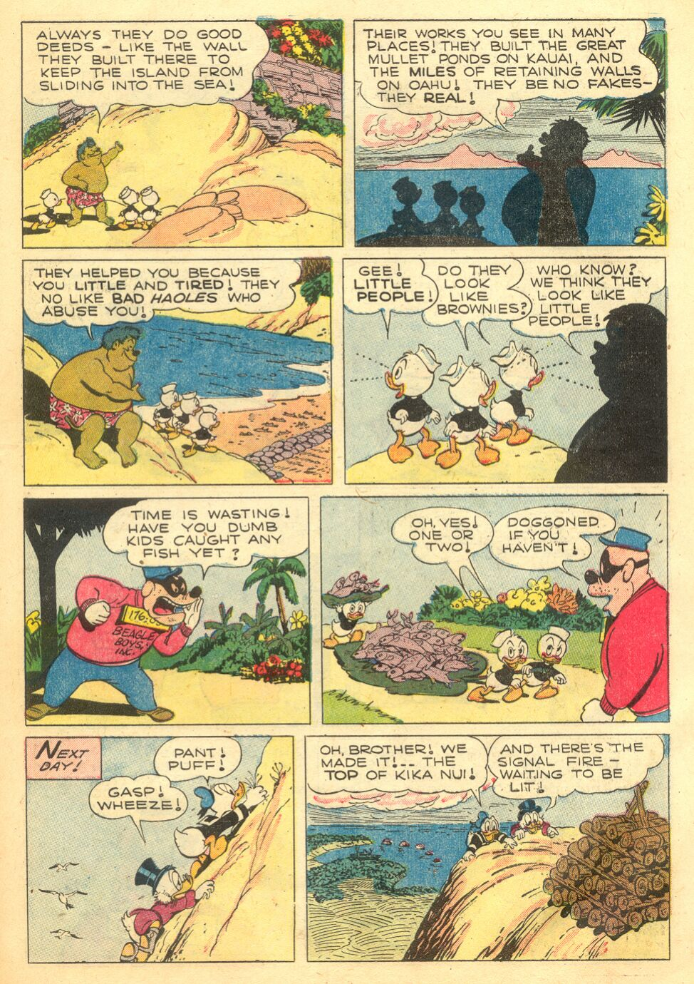 Uncle Scrooge (1953) Issue #4 #4 - English 27