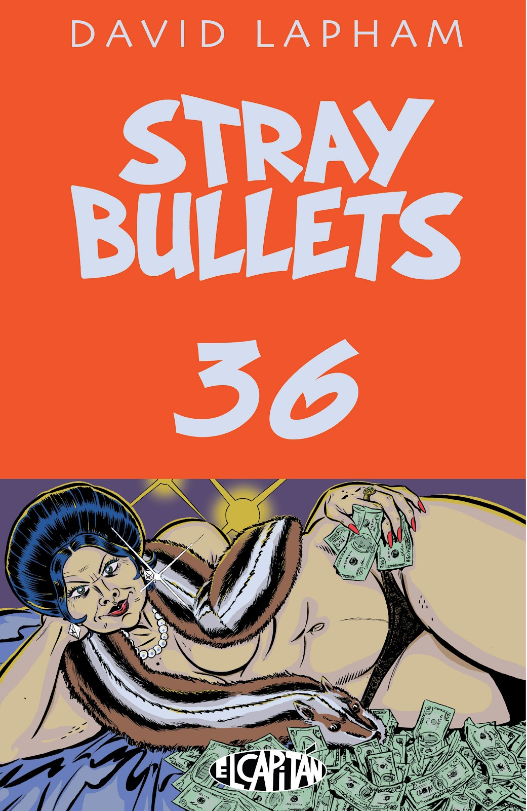 Stray Bullets Issue #36 #36 - English 1