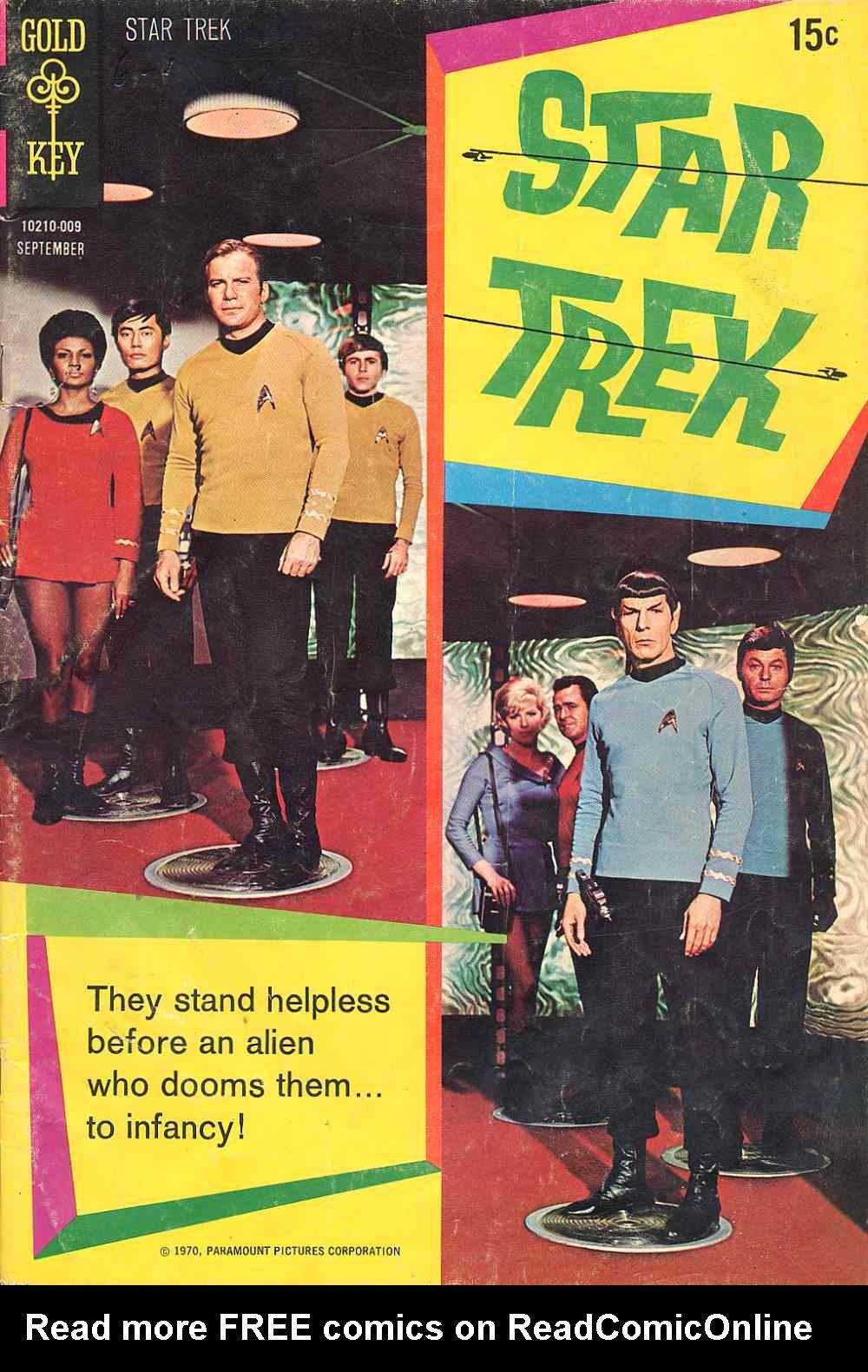 Star Trek (1967) Issue #8 #8 - English 1