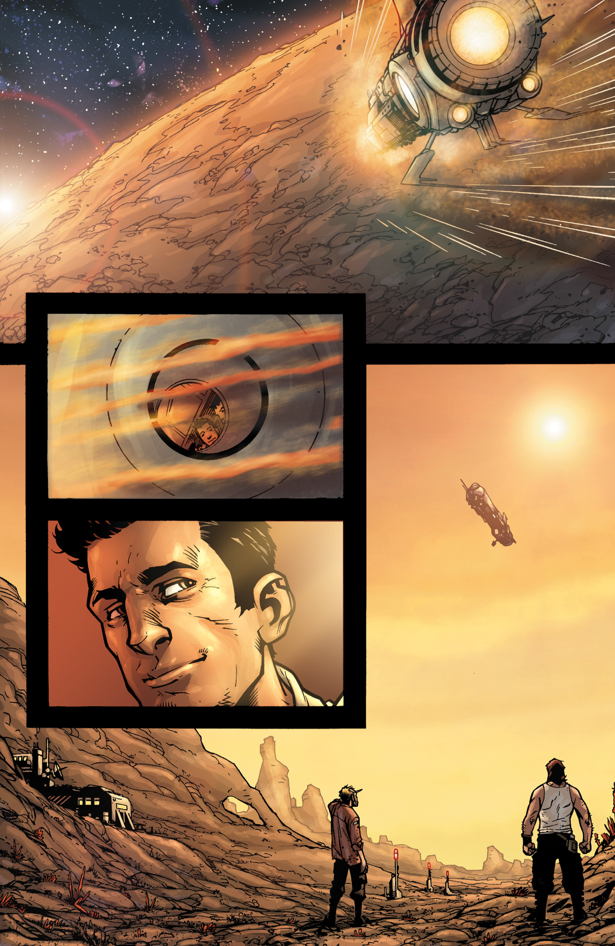 Aliens (2009) TPB Page 25