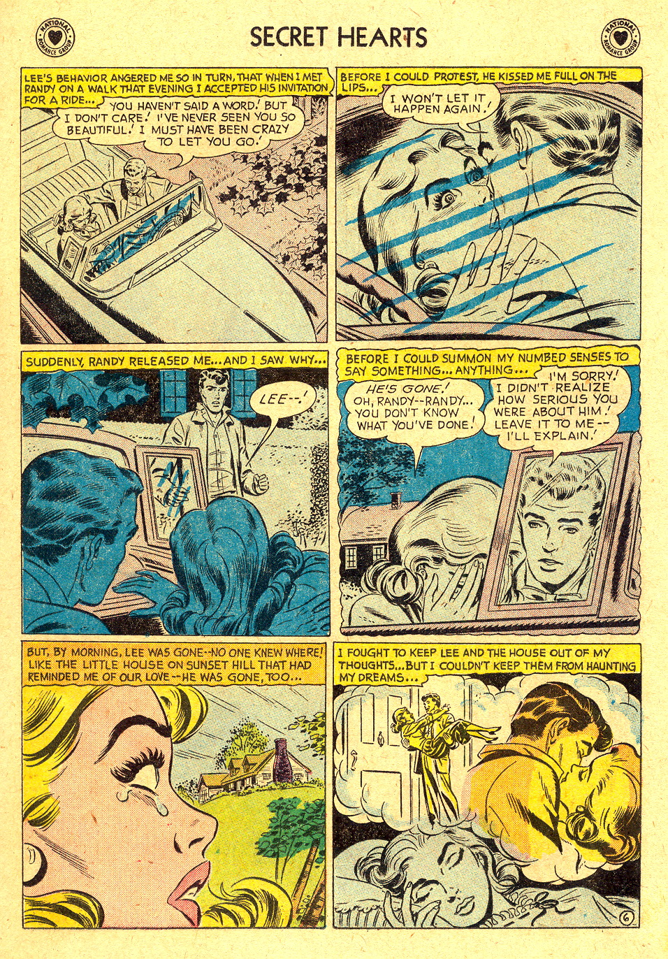 Read online Secret Hearts comic -  Issue #45 - 15