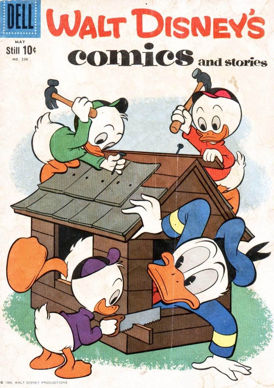 Walt Disneys Comics and Stories 236 Page 1