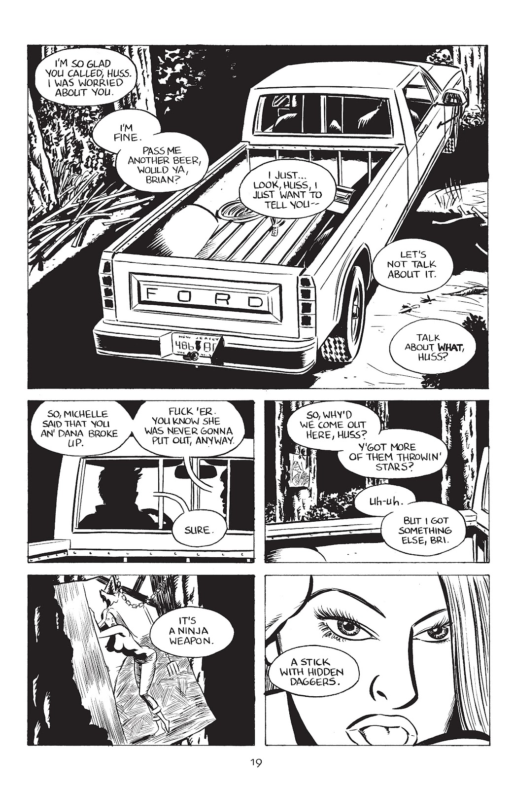 Stray Bullets Issue #34 #34 - English 21