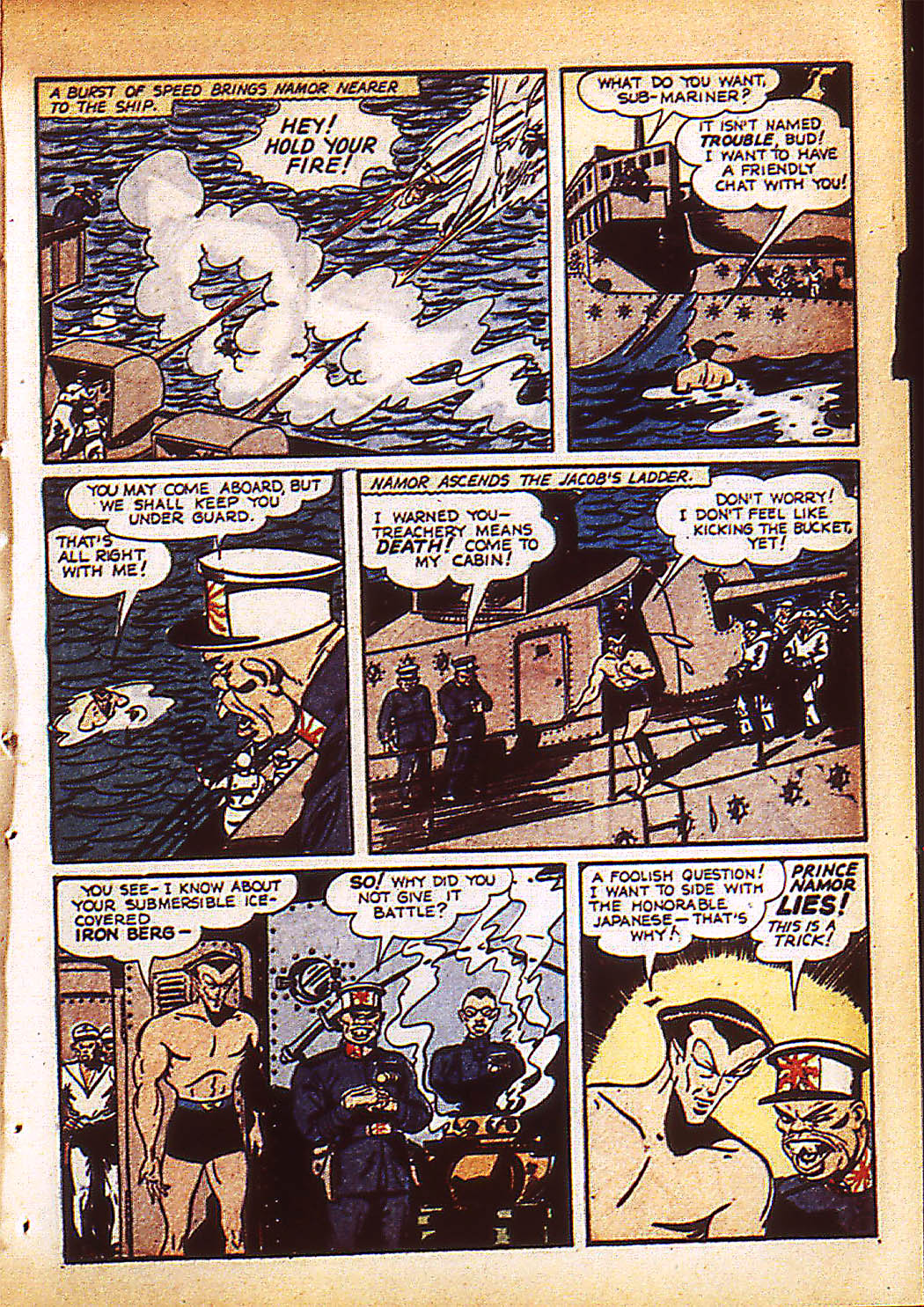 Sub-Mariner Comics Issue #9 #9 - English 8