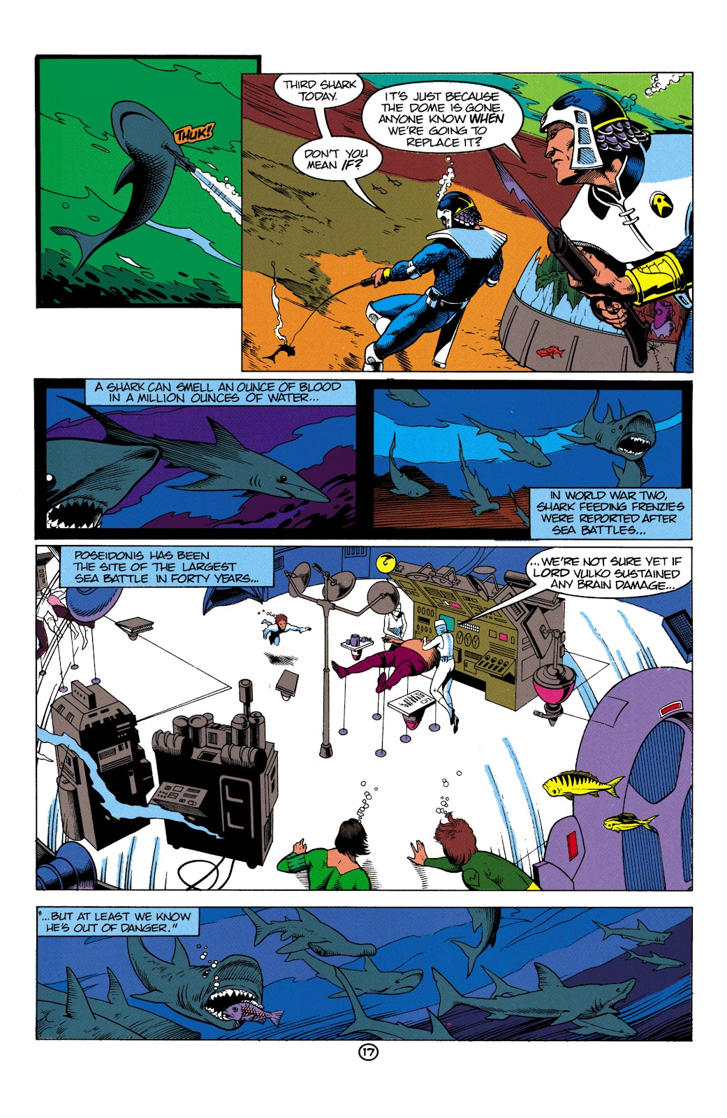 Aquaman (1991) Issue #2 #2 - English 18