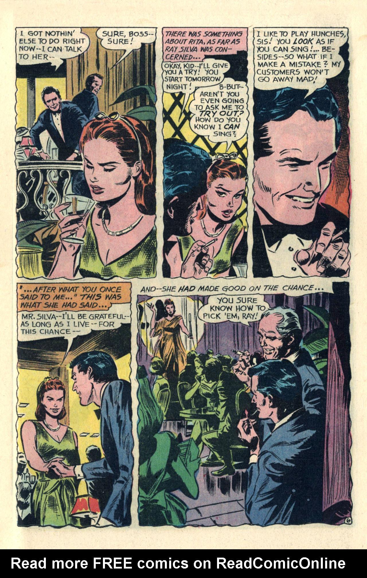 Read online Secret Hearts comic -  Issue #112 - 25