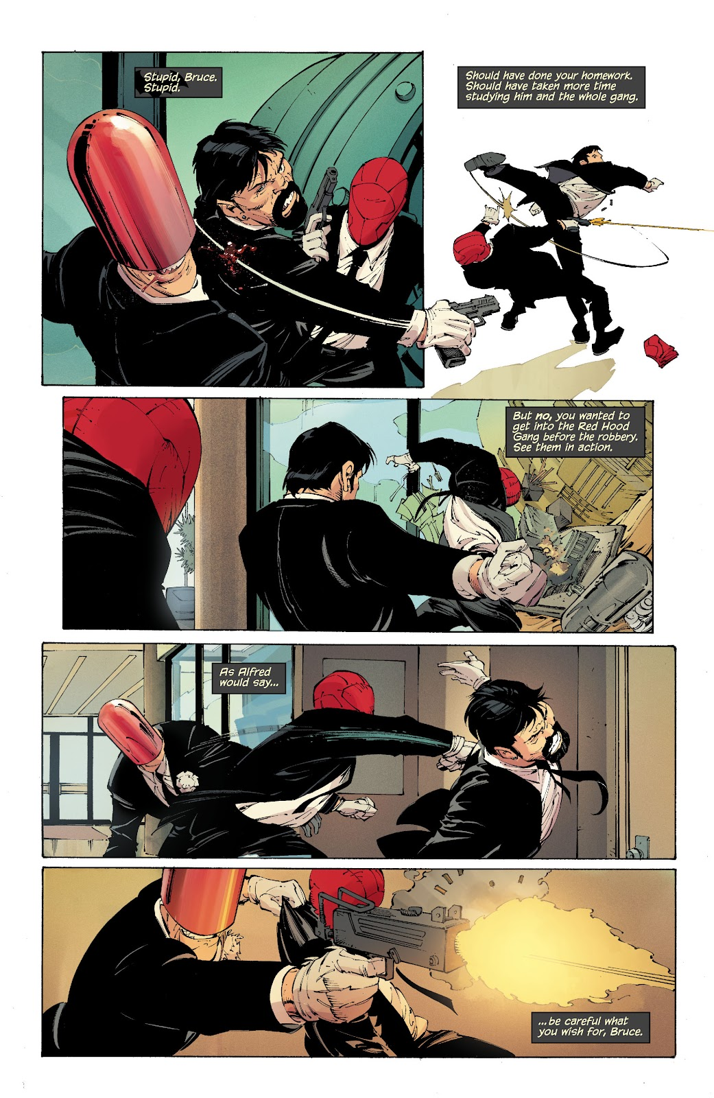 Batman (2011) Issue #0 #15 - English 8