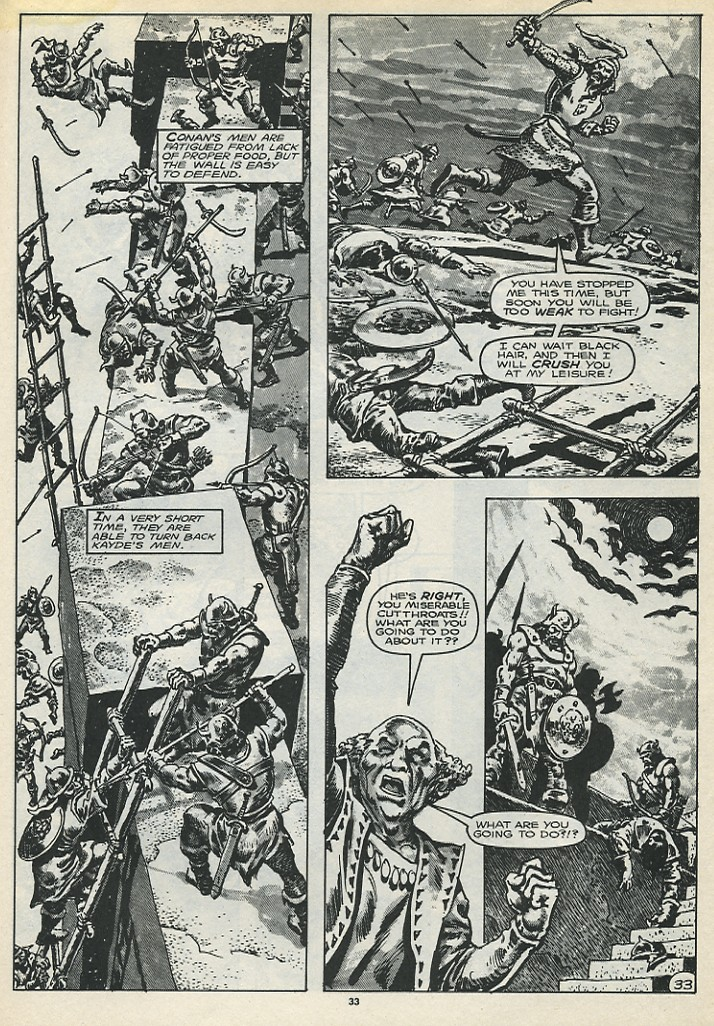 The Savage Sword Of Conan Issue #173 #174 - English 35