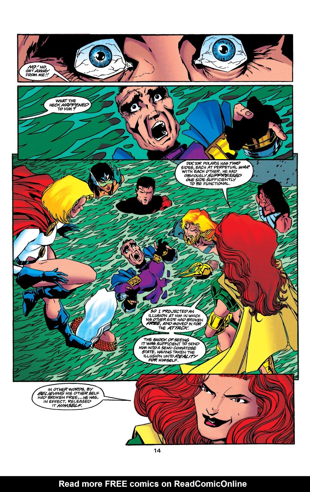 Aquaman (1994) Issue #41 #47 - English 15