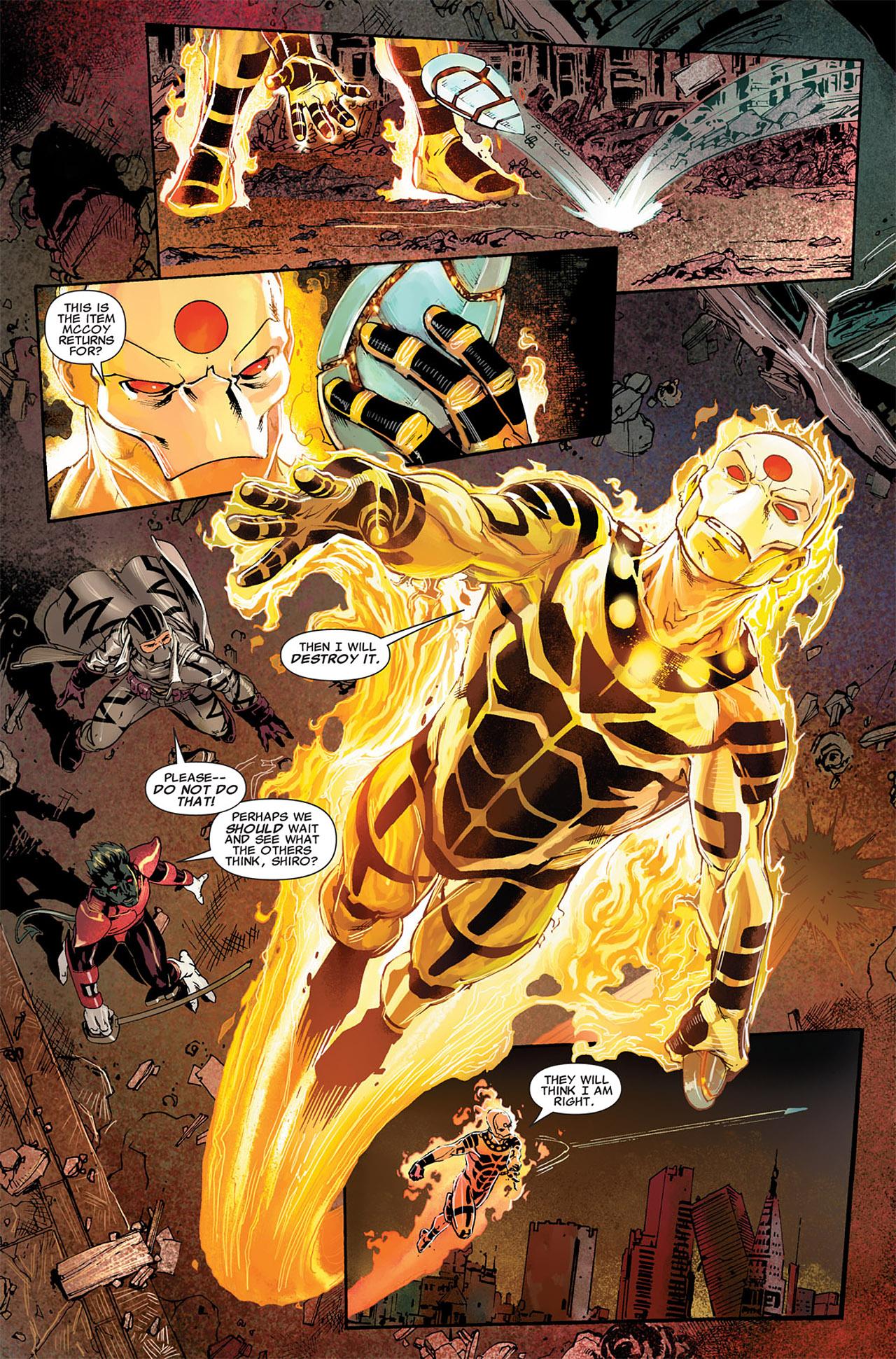 Uncanny X-Force (2010) #11 #26 - English 17