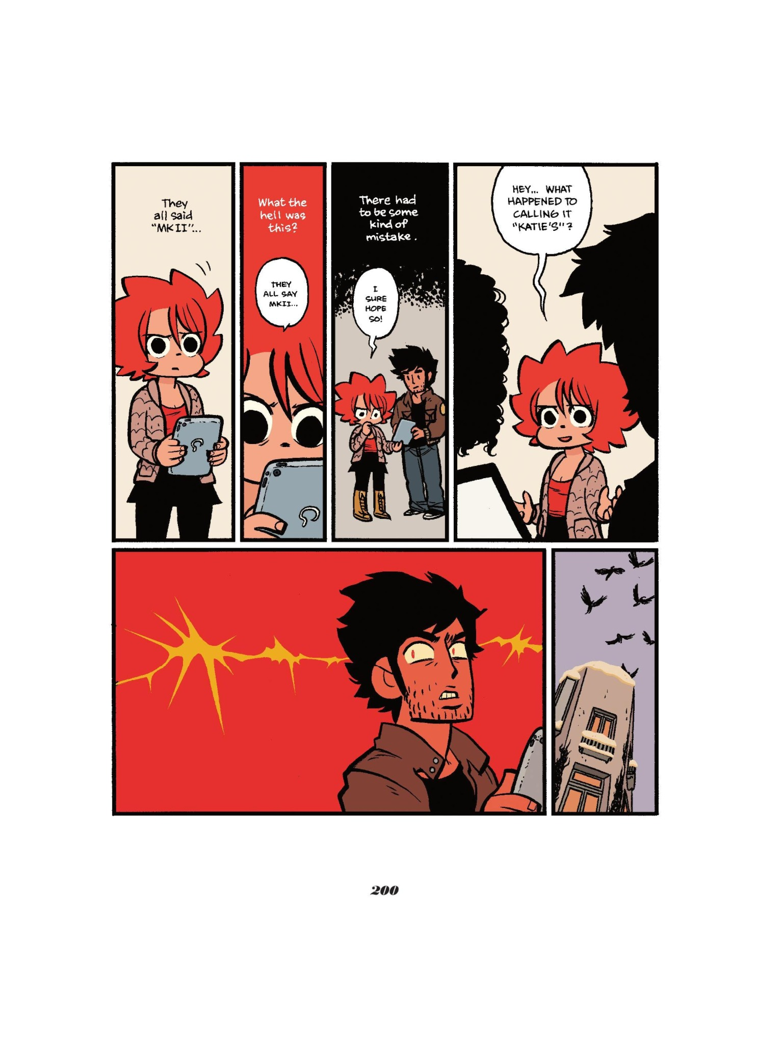 Read online Seconds comic -  Issue # Full - 201