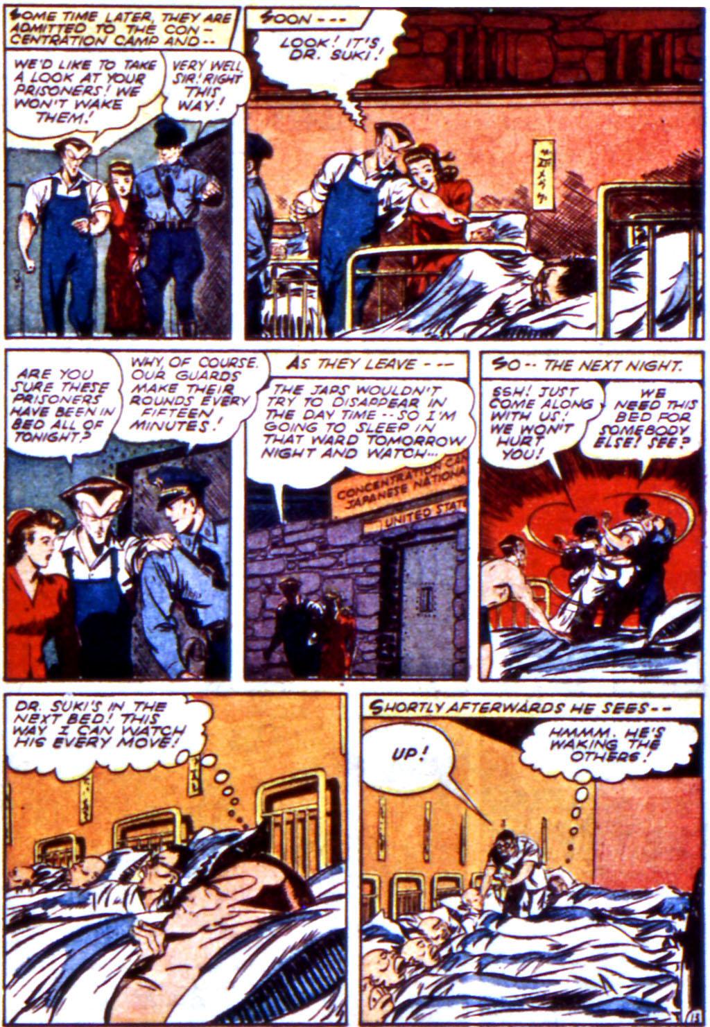 Sub-Mariner Comics Issue #11 #11 - English 33