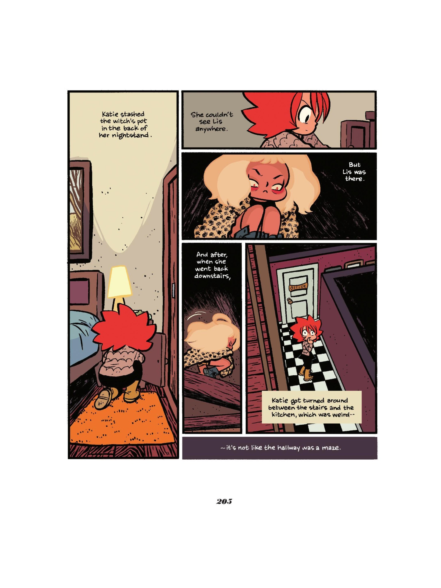 Read online Seconds comic -  Issue # Full - 206