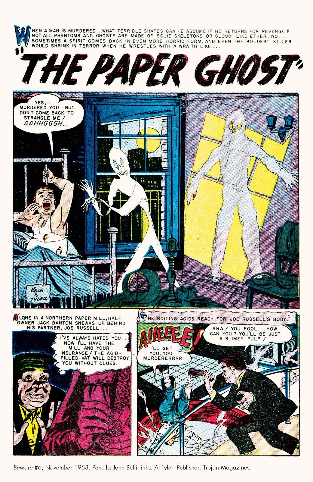 Haunted Horror Issue #13 #13 - English 27