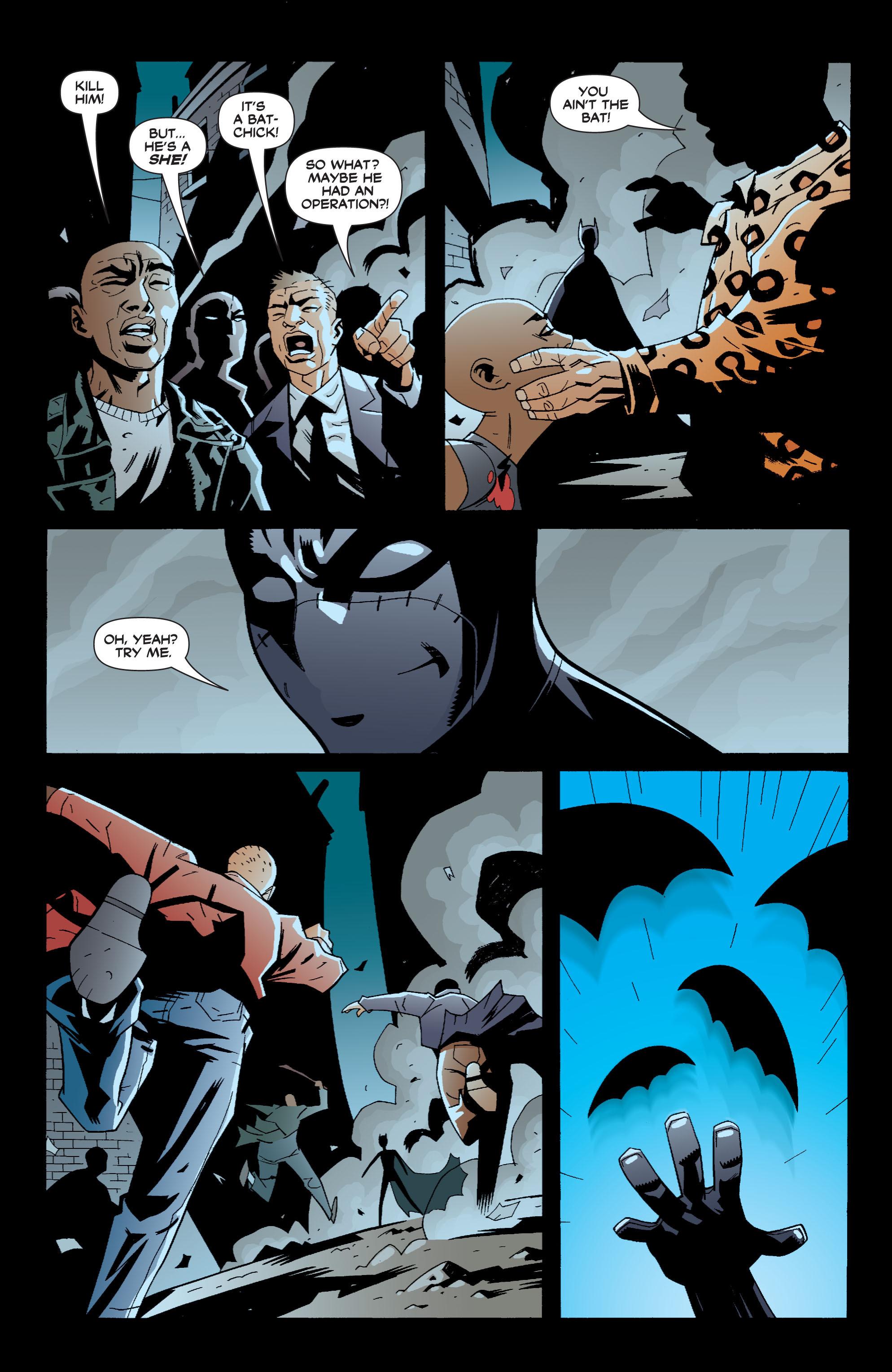 Read online Batman: War Games comic -  Issue #6 - 8