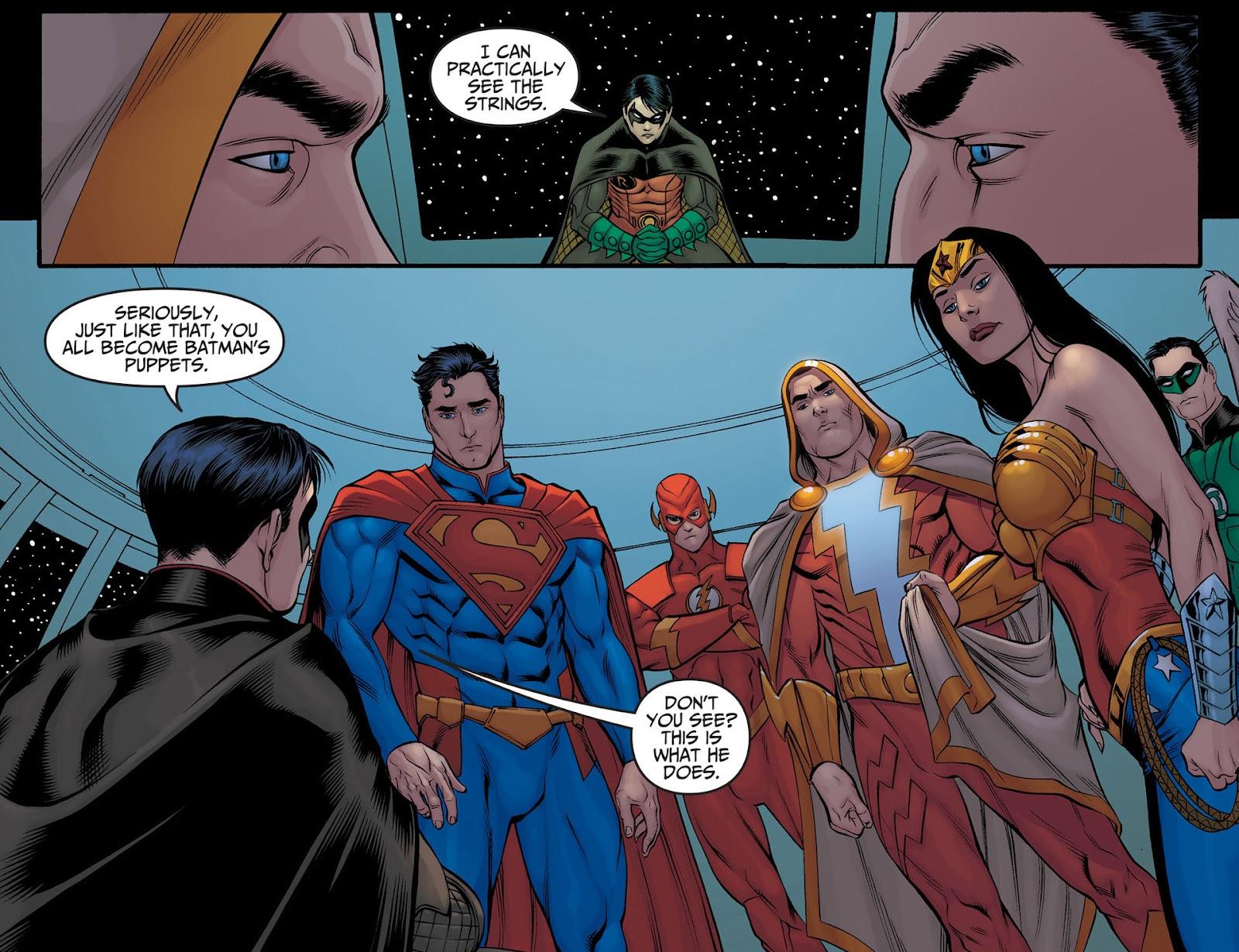 Injustice: Gods Among Us [I] Issue #22 #23 - English 6