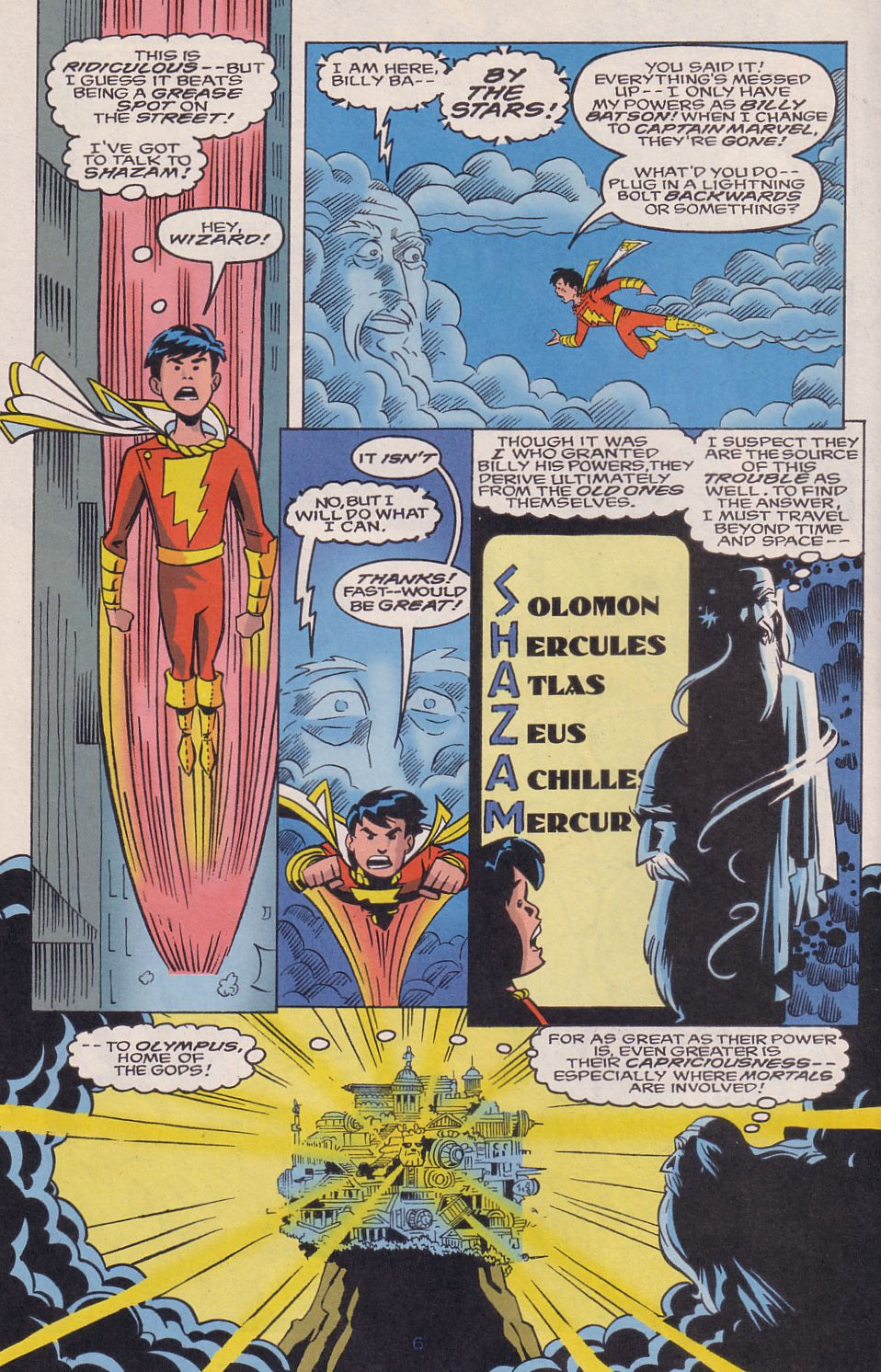 Read online Adventures in the DC Universe comic -  Issue #15 - 7