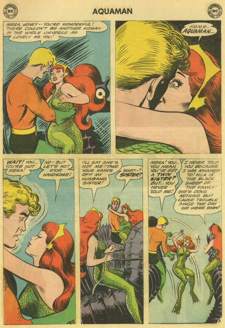 Aquaman (1962) Issue #22 #22 - English 5