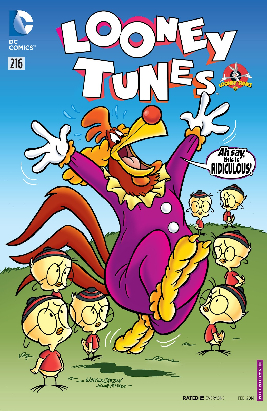 Looney Tunes (1994) Issue #216 #145 - English 1