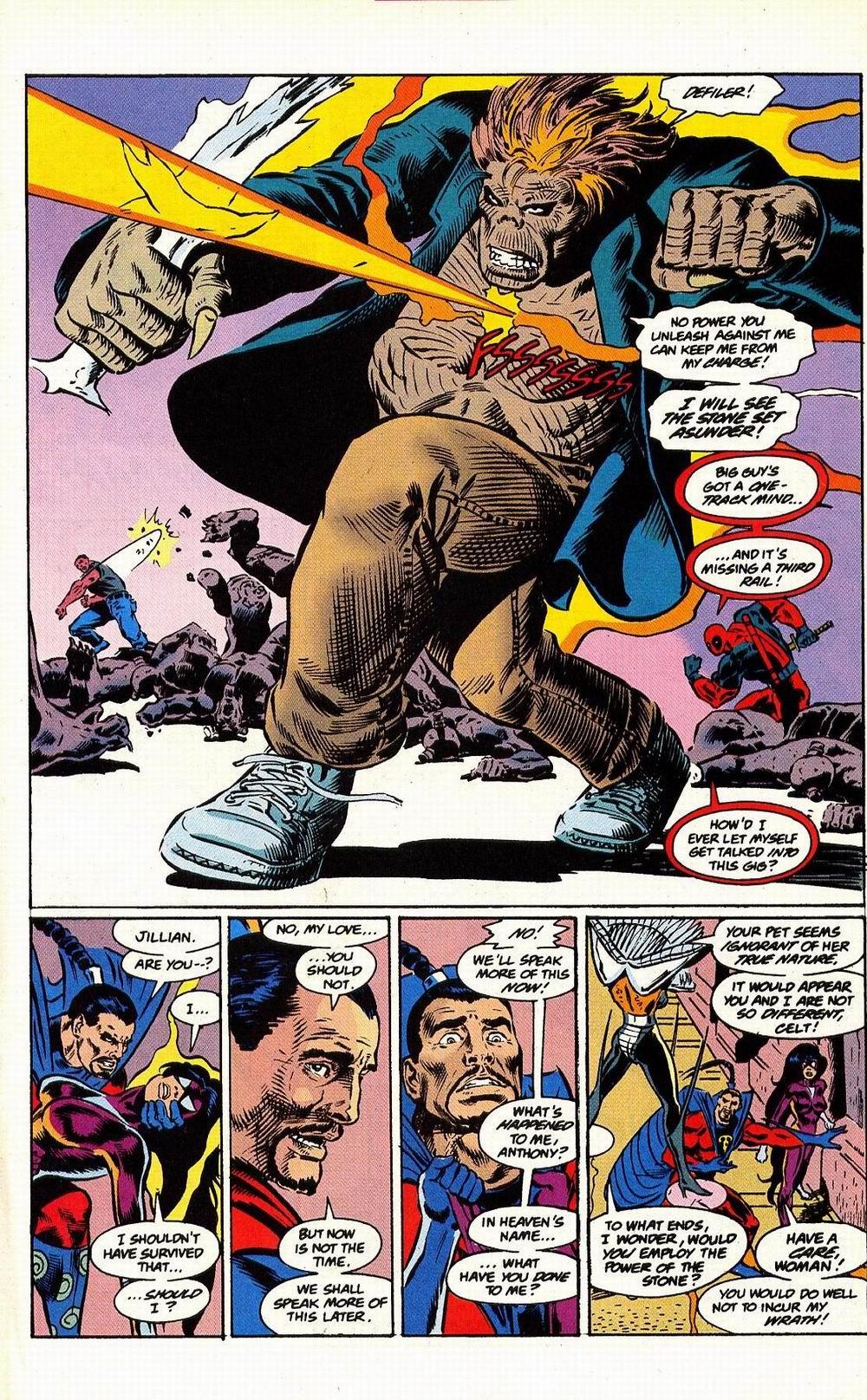 Read online Secret Defenders comic -  Issue #17 - 10