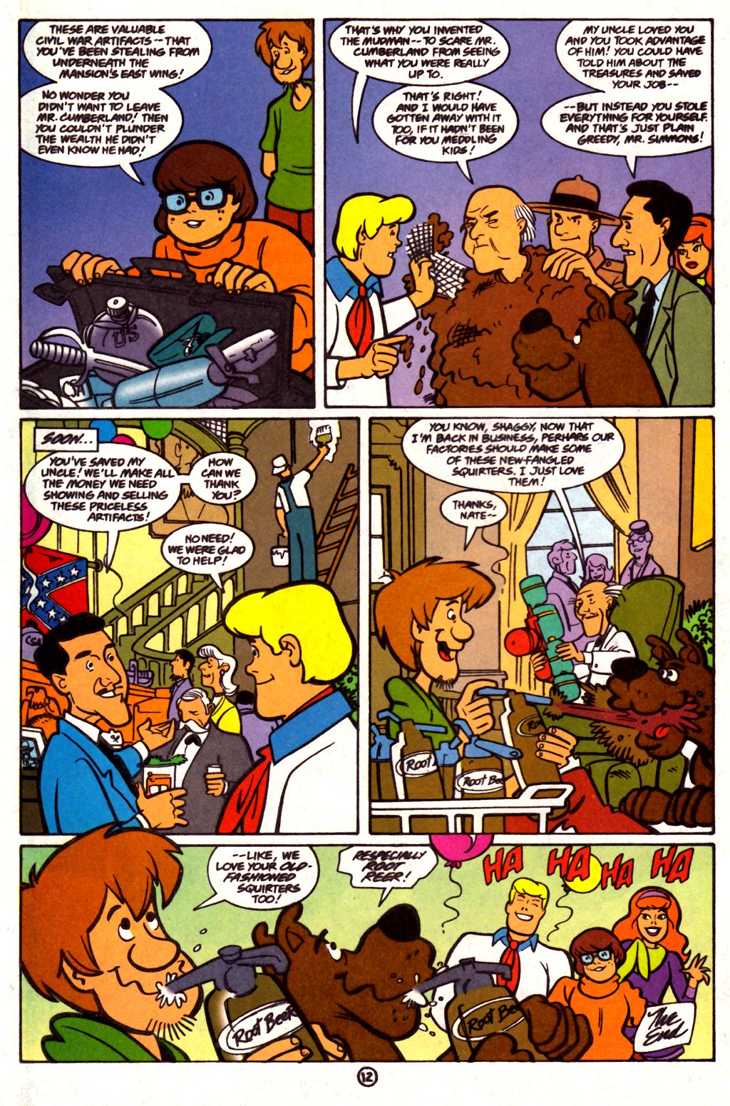 Read online Scooby-Doo (1997) comic -  Issue #21 - 13