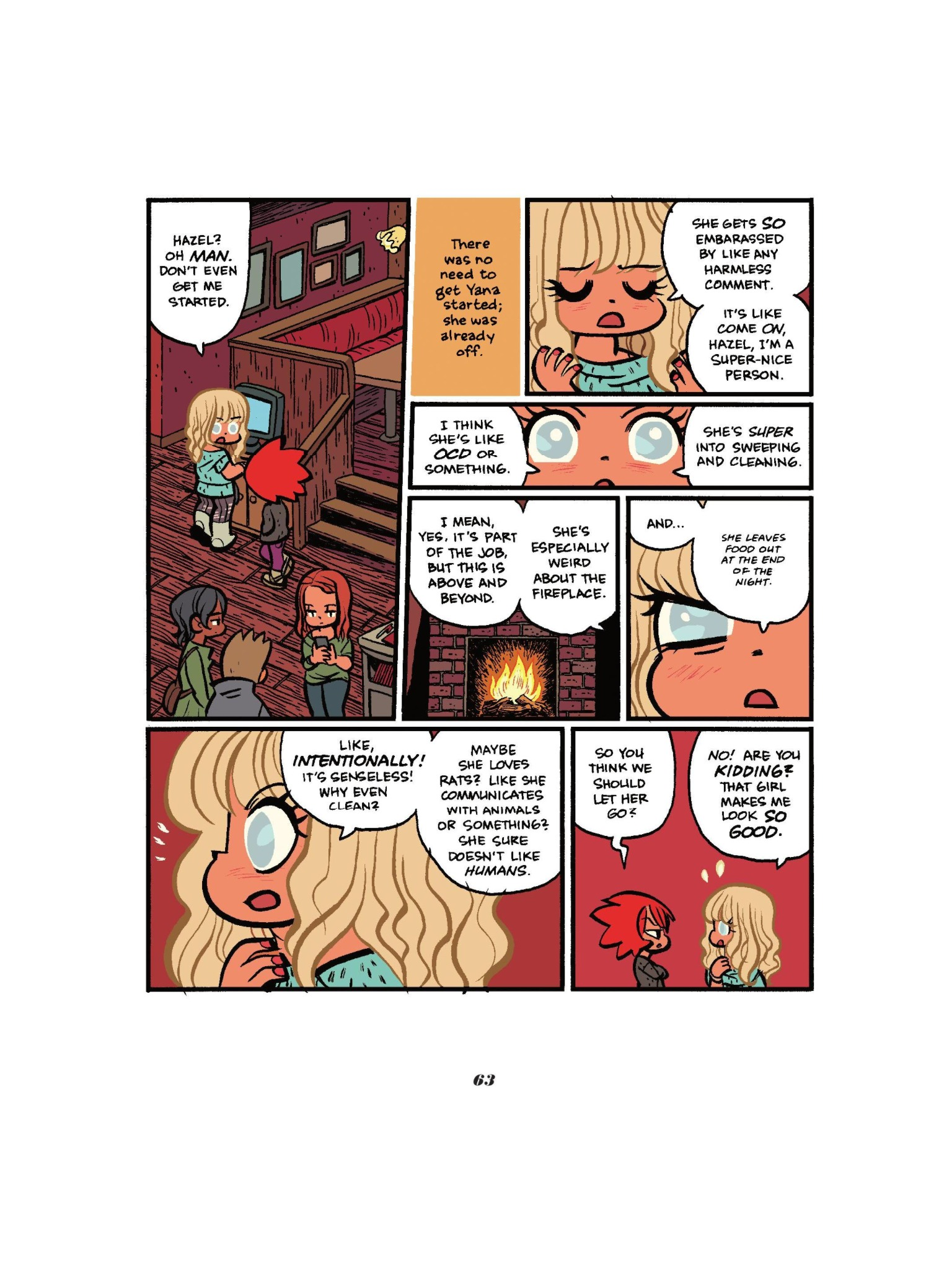 Read online Seconds comic -  Issue # Full - 65