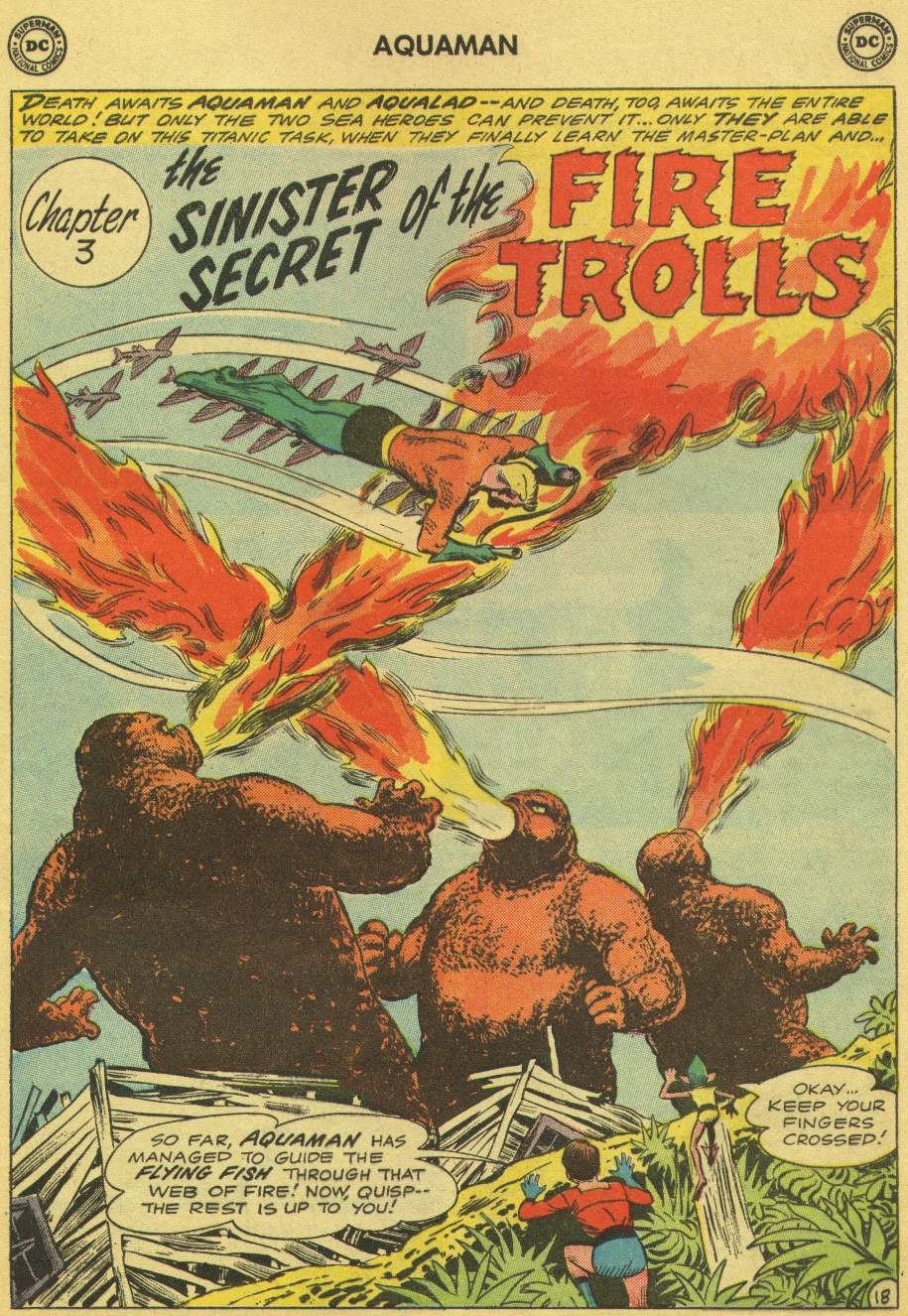 Read online Aquaman (1962) comic -  Issue #1 - 25
