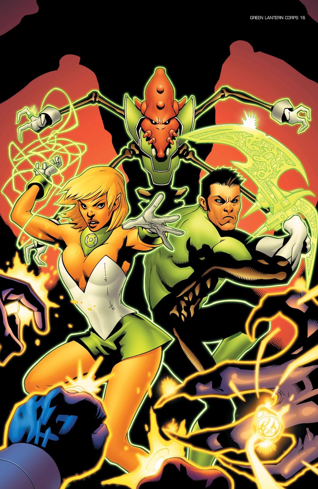 Green Lantern: The Sinestro Corps War Full #1 - English 158