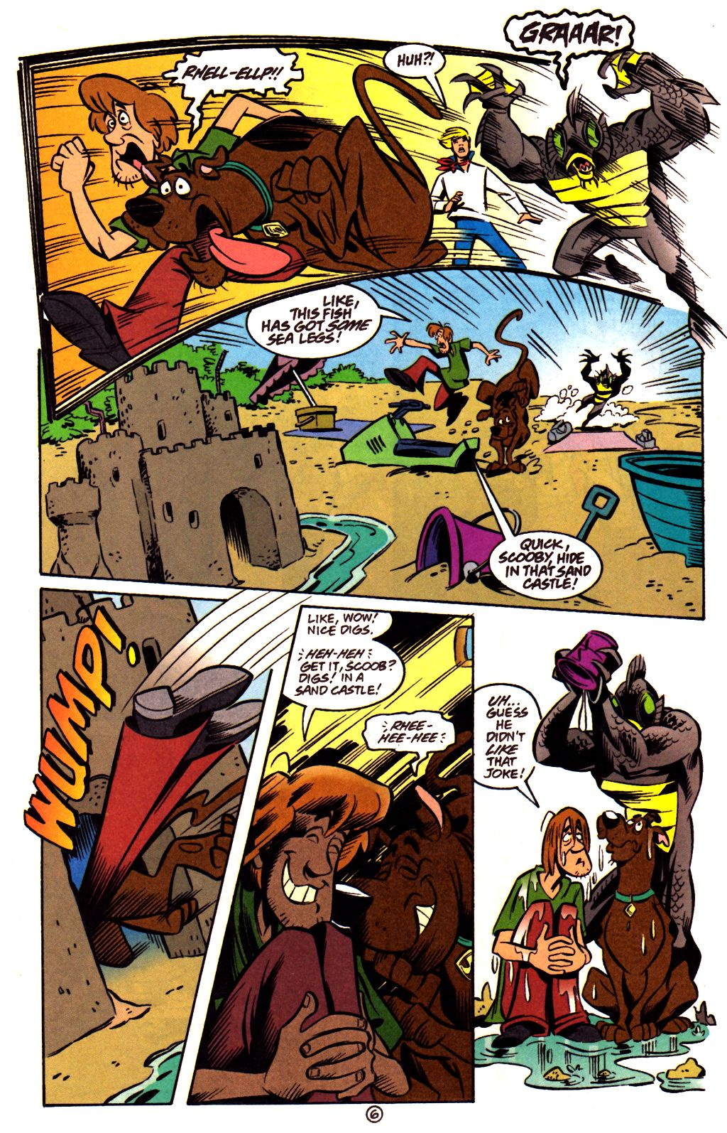 Read online Scooby-Doo (1997) comic -  Issue #23 - 20