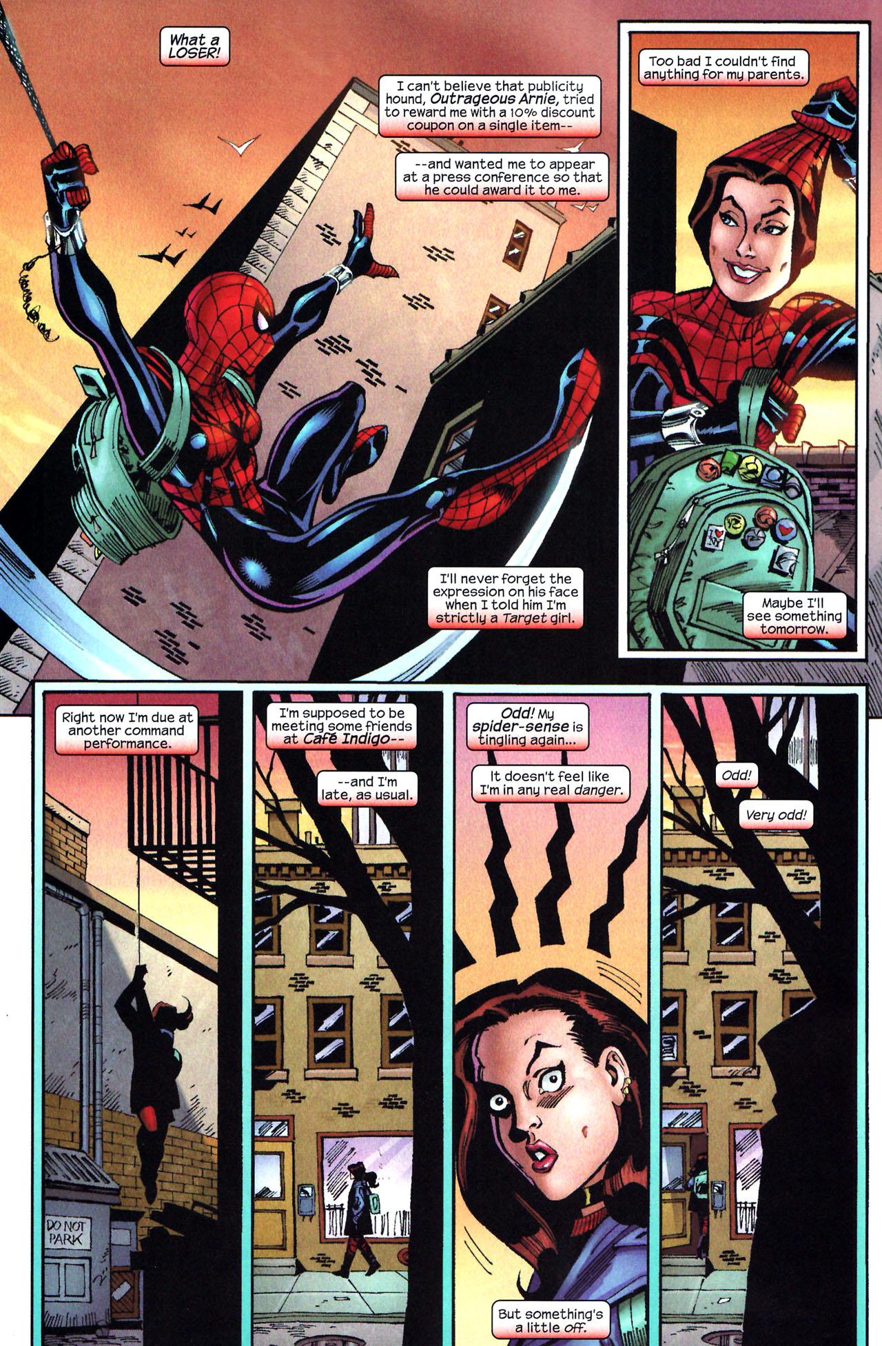 Amazing Spider-Girl #15 #16 - English 6