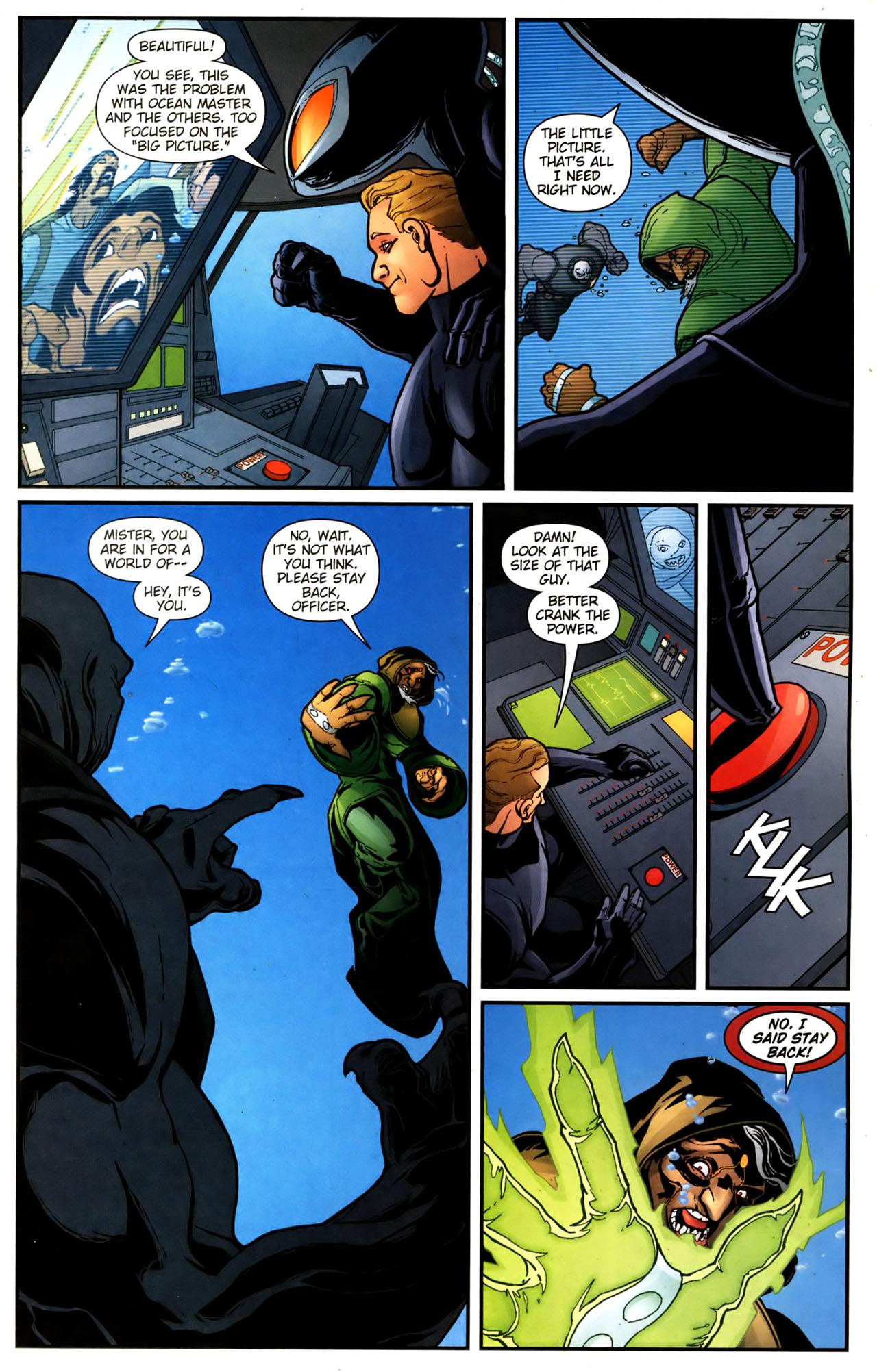 Read online Aquaman (2003) comic -  Issue #39 - 10