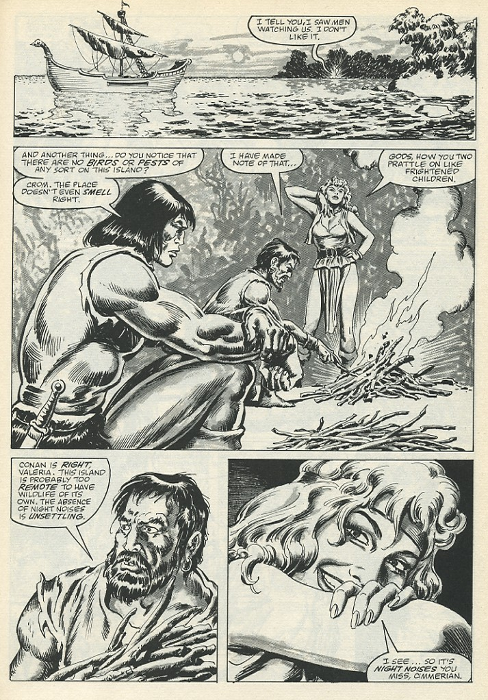 The Savage Sword Of Conan Issue #139 #140 - English 27