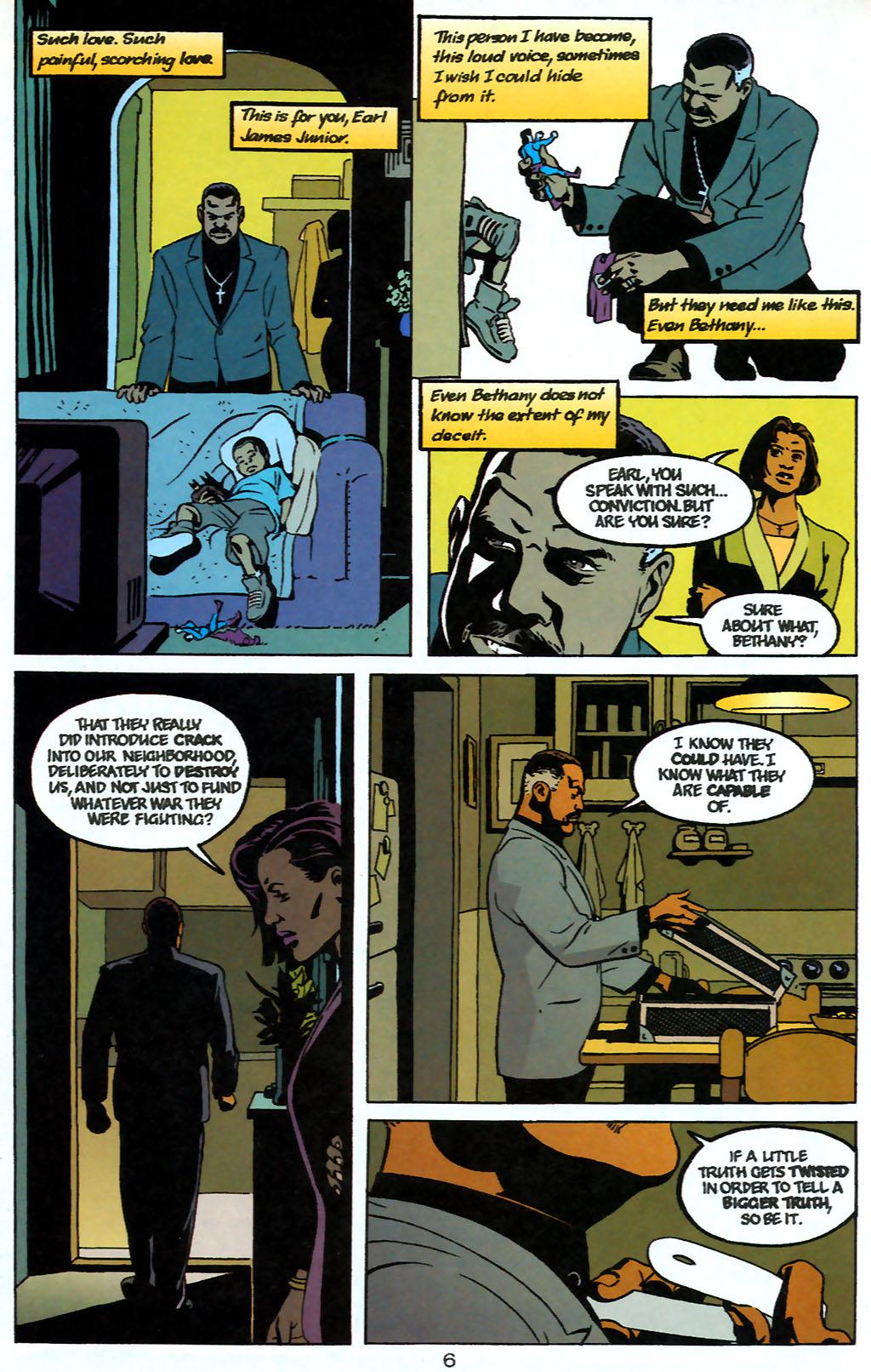 Human Target (1999) 1 Page 6