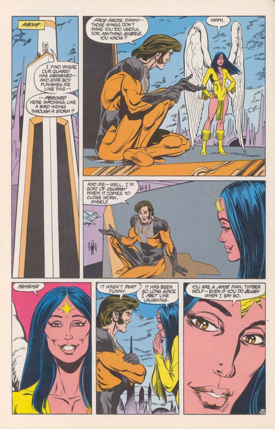 Tales of the Legion Issue #353 #40 - English 19