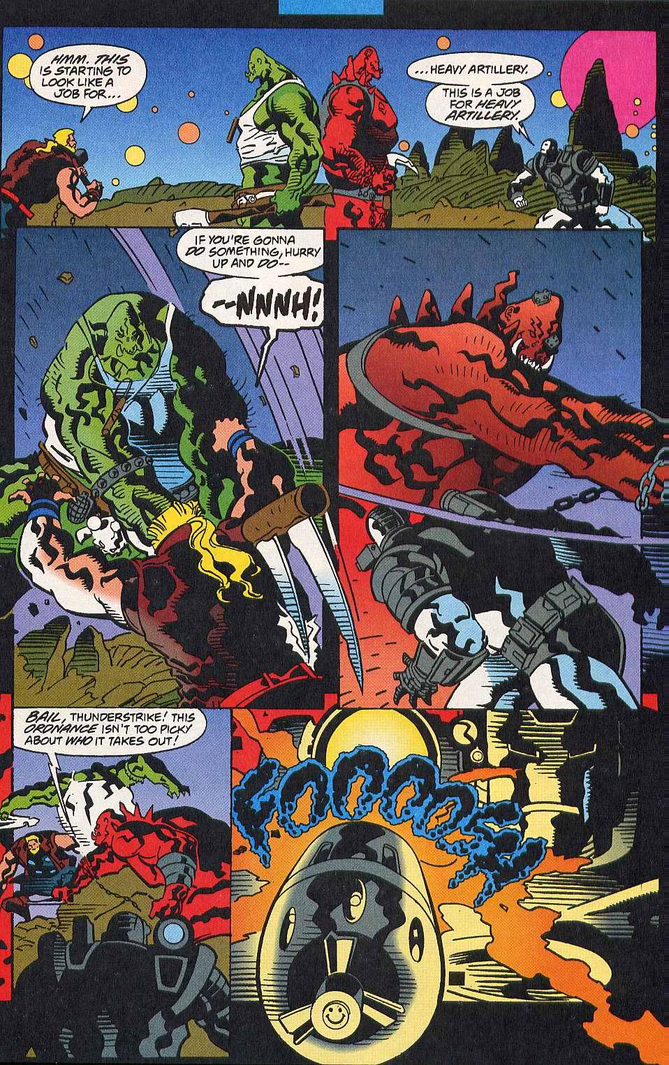 Read online Secret Defenders comic -  Issue #10 - 8