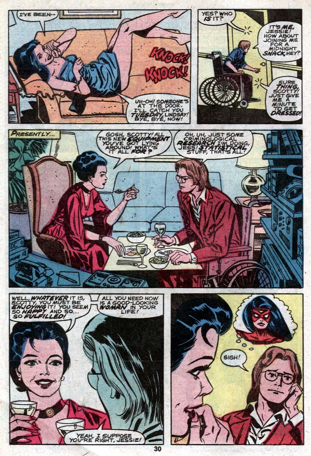 Spider-Woman (1978) #21 #30 - English 19