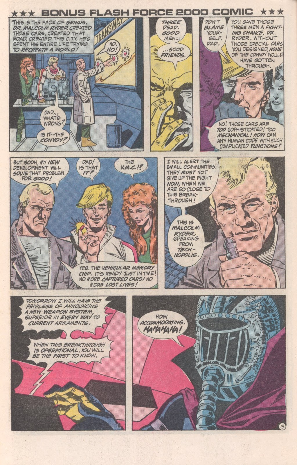 Tales of the Legion Issue #317 #4 - English 30