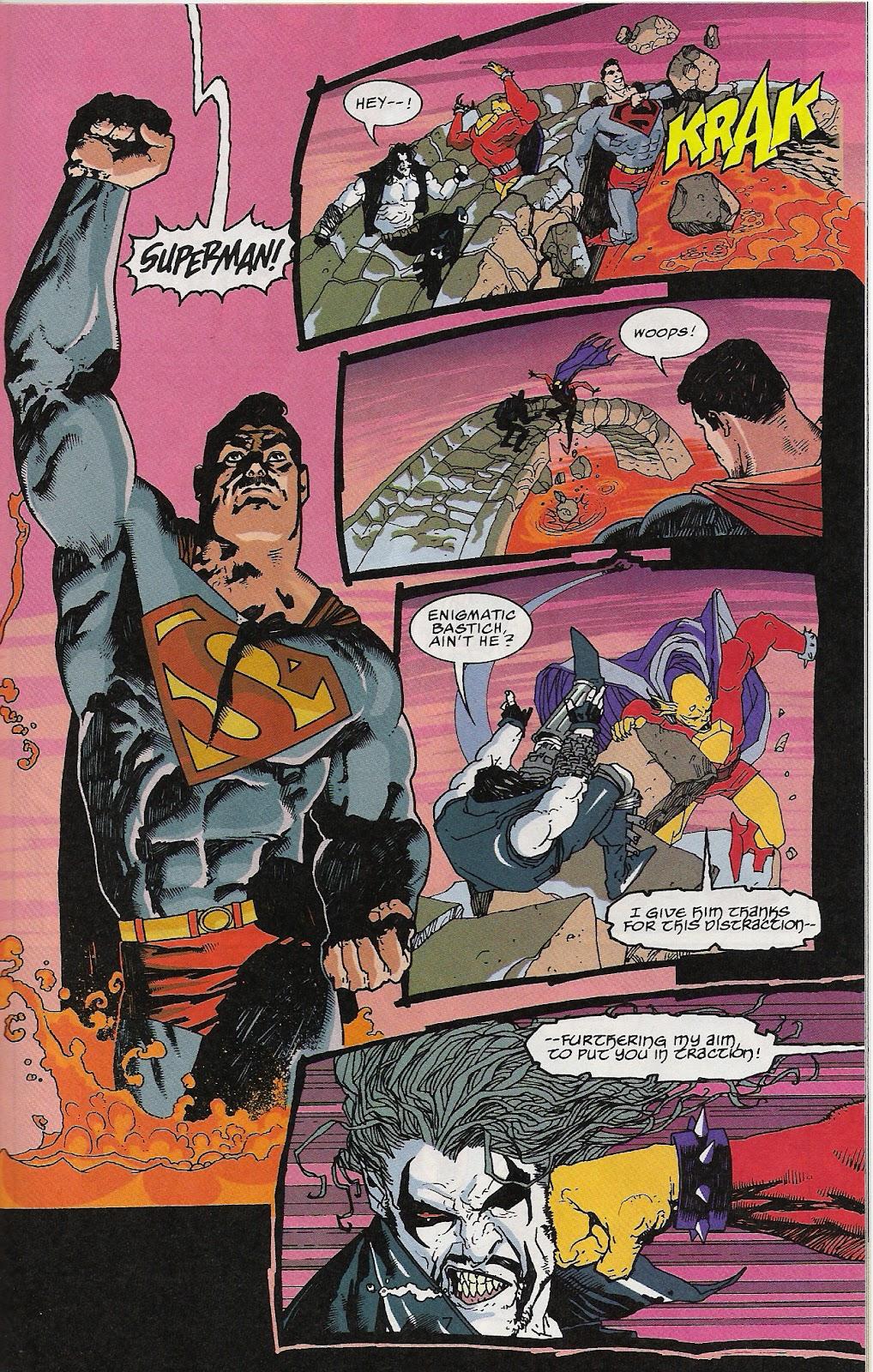 Lobo (1993) Issue #64 #69 - English 8