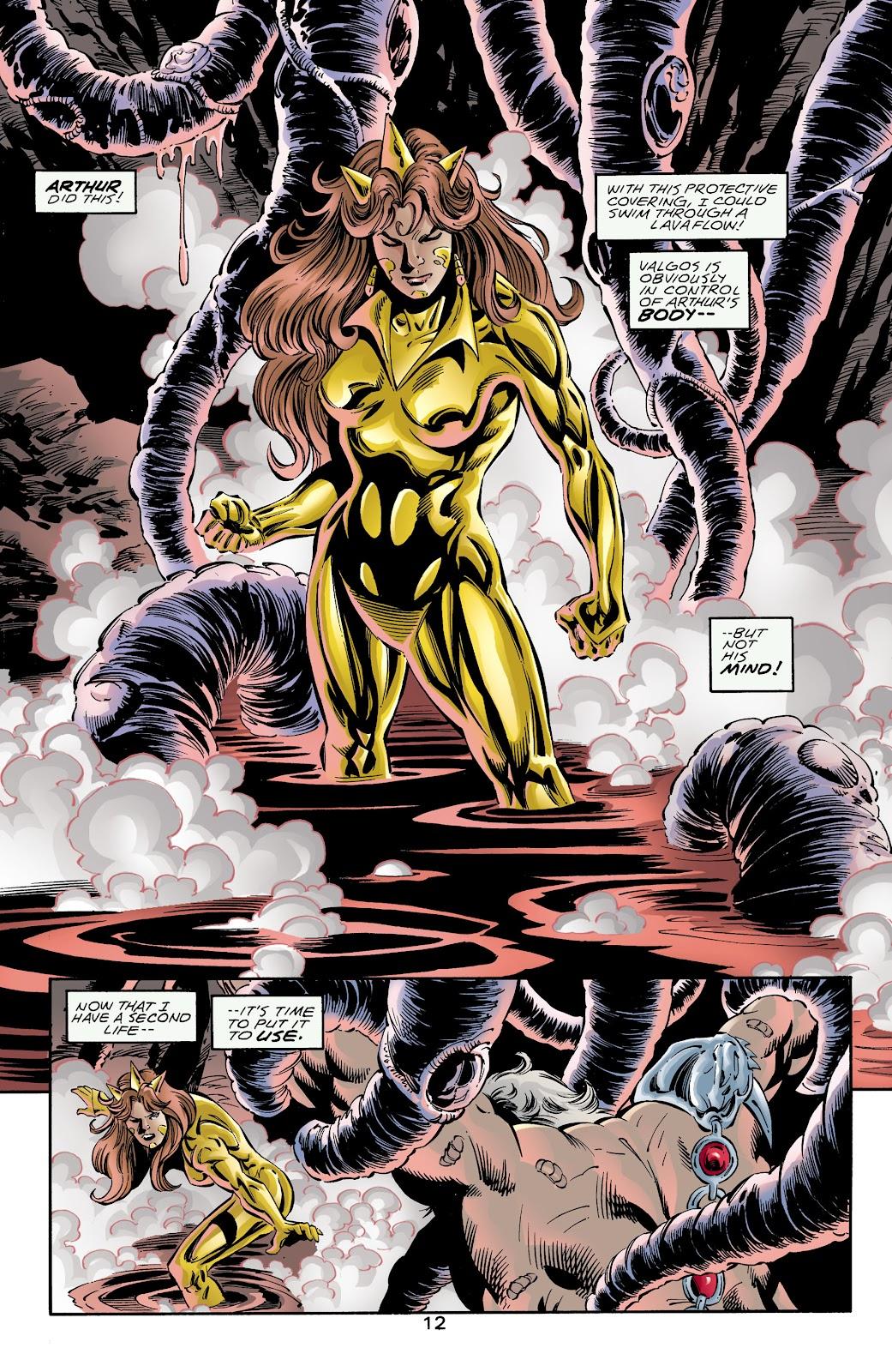 Aquaman (1994) Issue #73 #79 - English 12