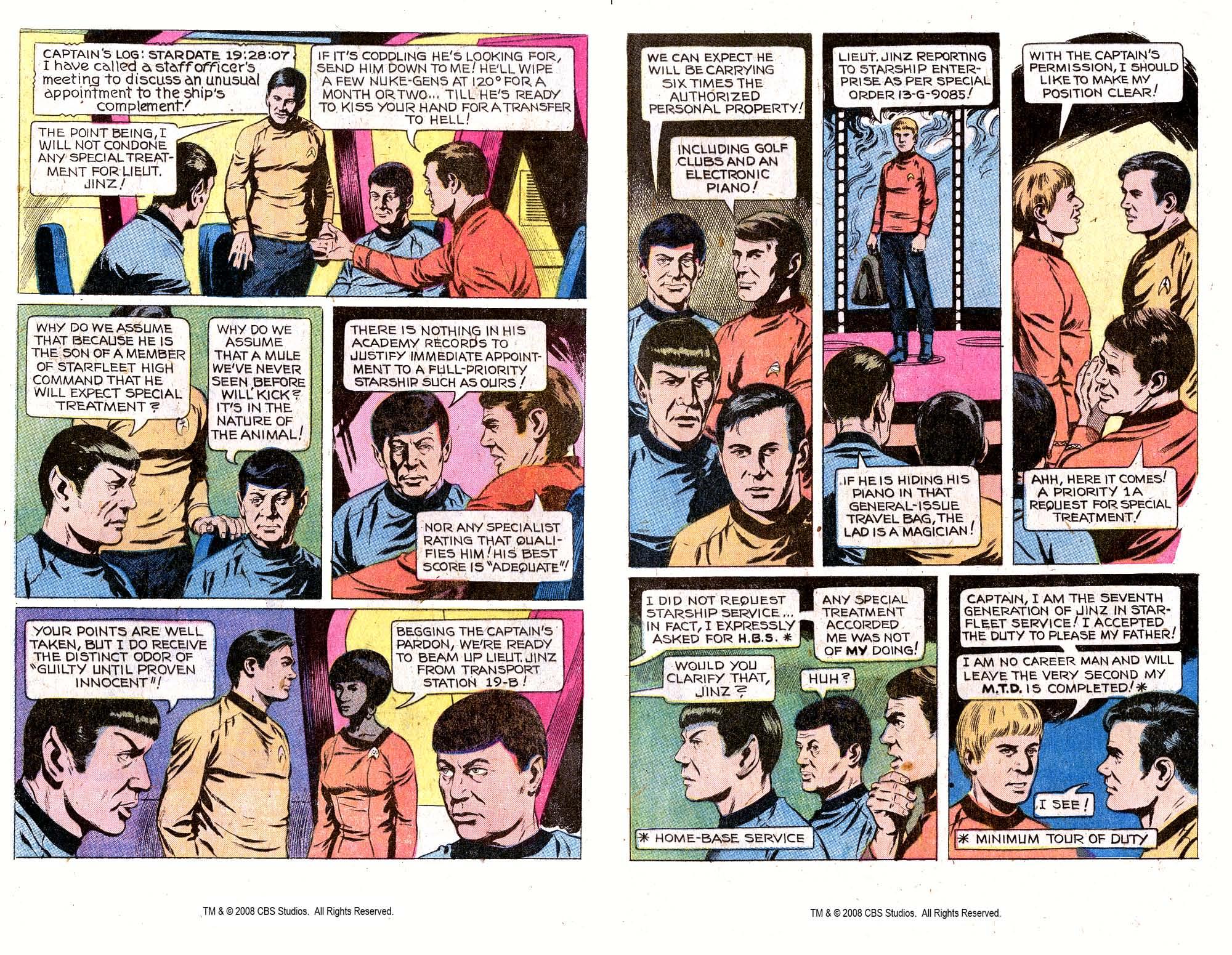 Star Trek (1967) #50 #50 - English 3