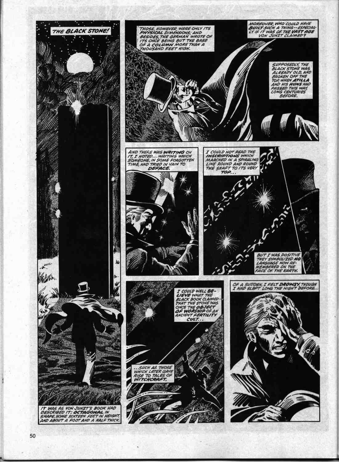 The Savage Sword Of Conan Issue #74 #75 - English 48