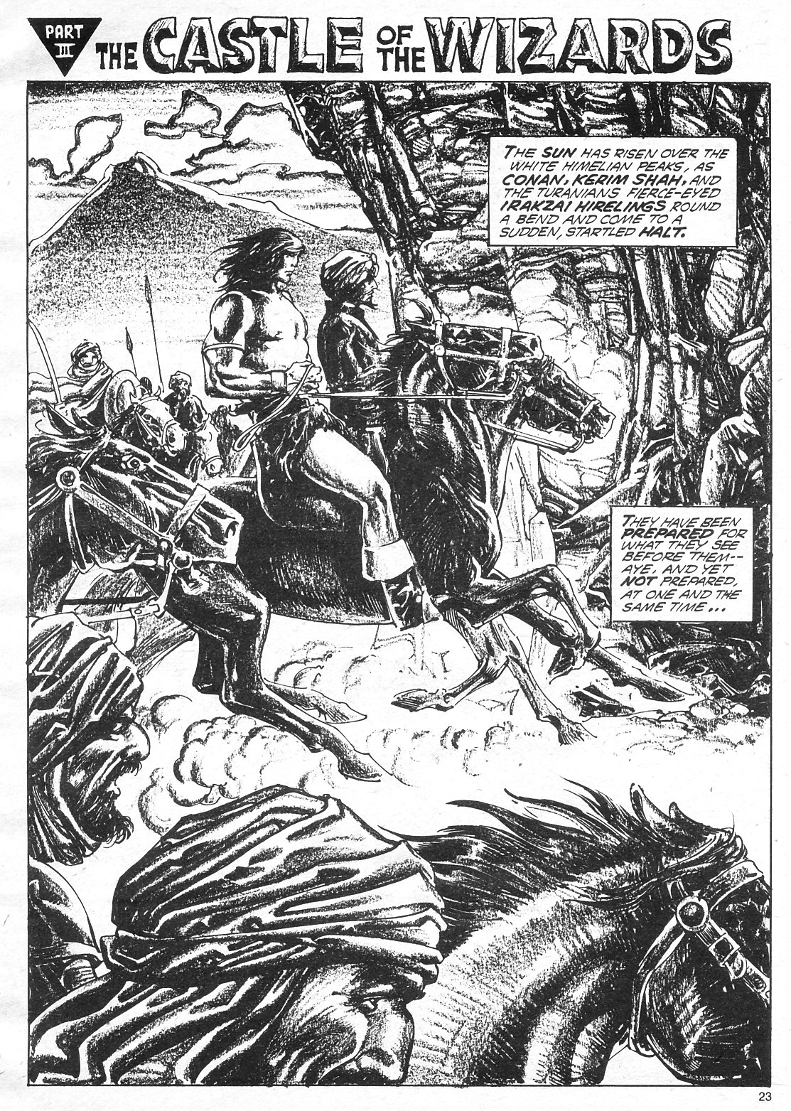 The Savage Sword Of Conan Issue #18 #19 - English 23