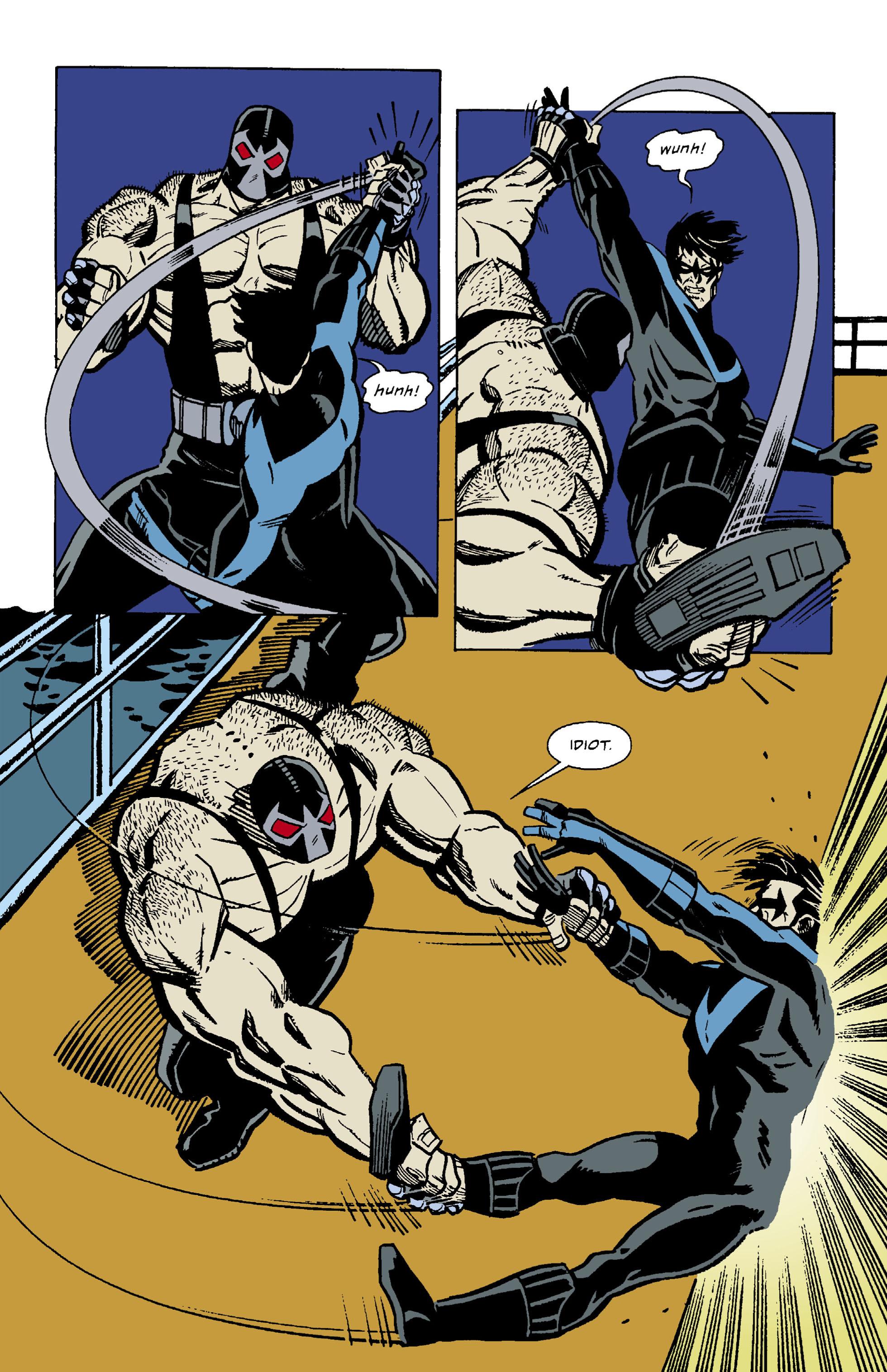 Read online Batman: Bane comic -  Issue # Full - 21