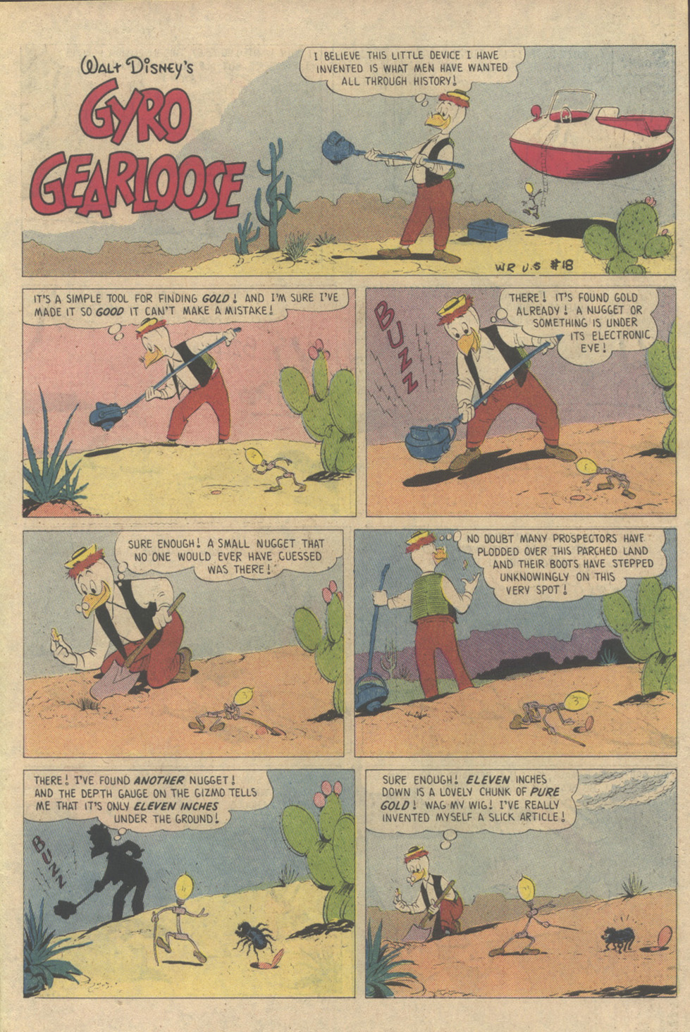 Uncle Scrooge (1953) Issue #208 #208 - English 31